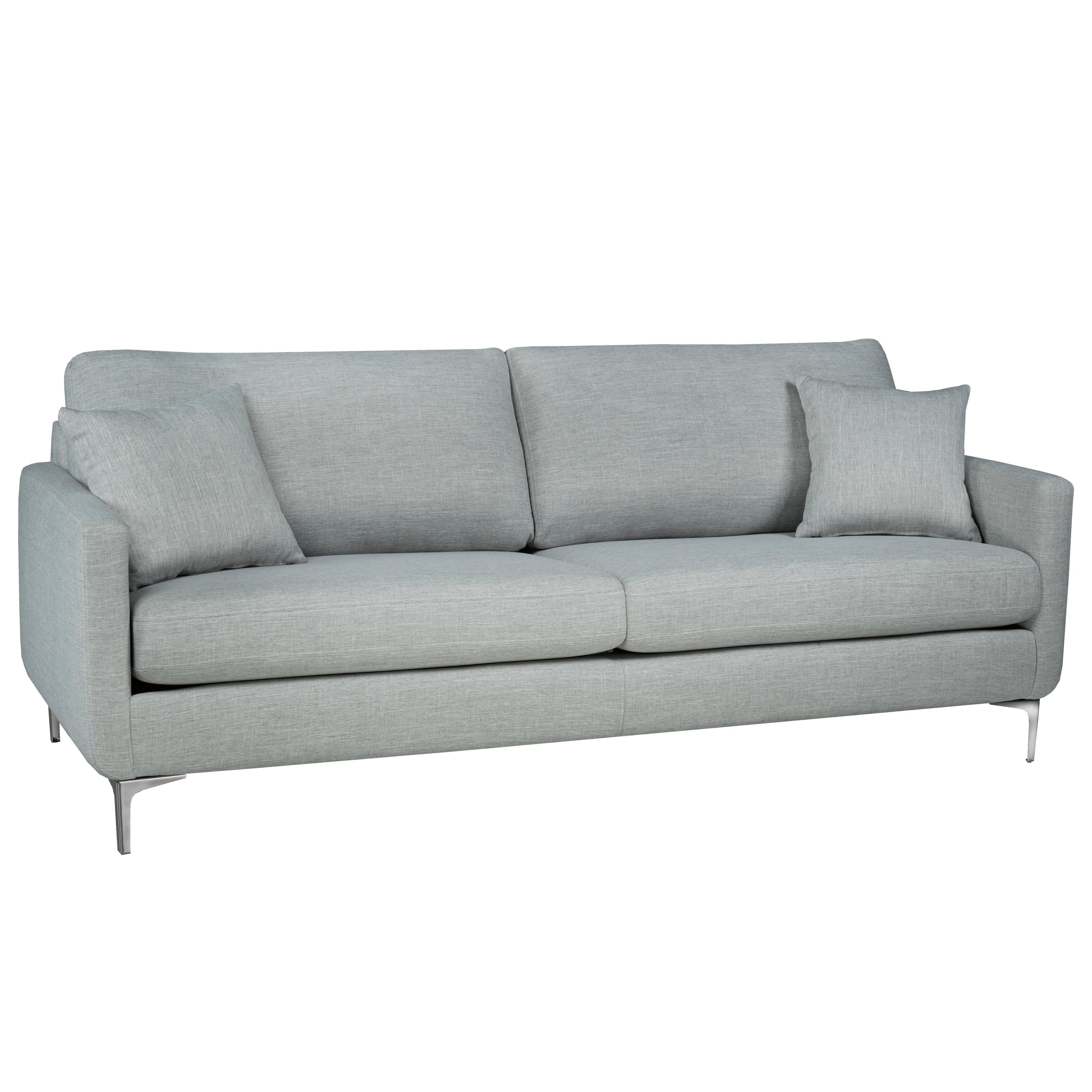 Verführerisch Sofa Rose Beste Wahl Shop Mid Century Modern Grey Fabric -