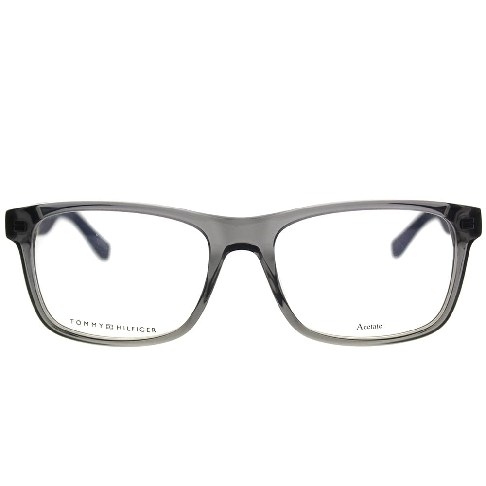 Shop Tommy Hilfiger Rectangle TH 1282 FNV Unisex Gray White Frame  Eyeglasses - On Sale - Free Shipping Today - Overstock.com - 20856392 a98eaa58aa9f