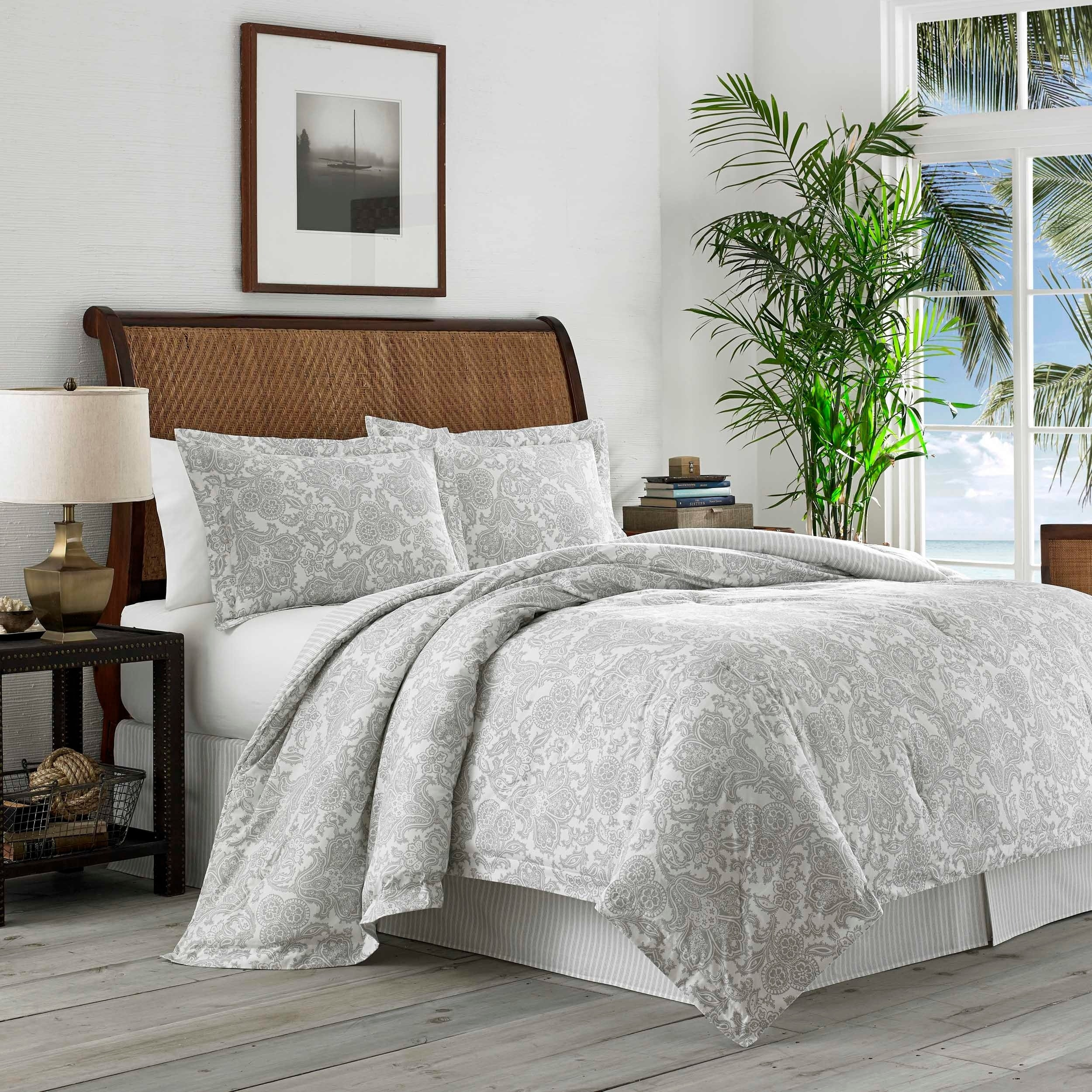 king bedding comforter product bahama cotton shipping today free cabana bath set overstock cuba tommy