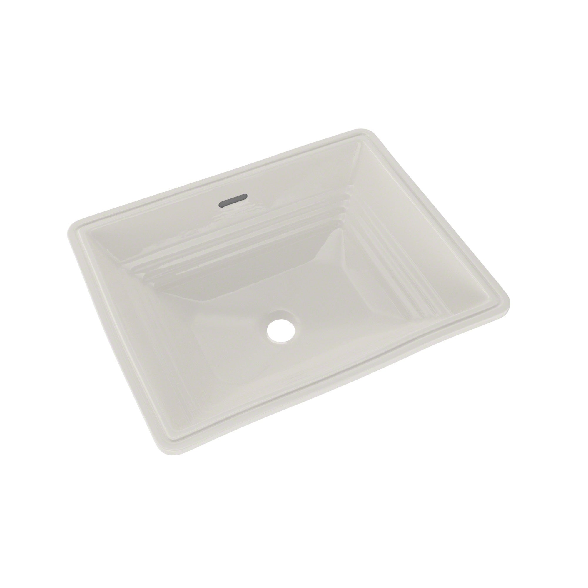 Toto Promenade Rectangular Undermount Bathroom Sink Colonial White Lt533 11 Free Shipping Today 20876501