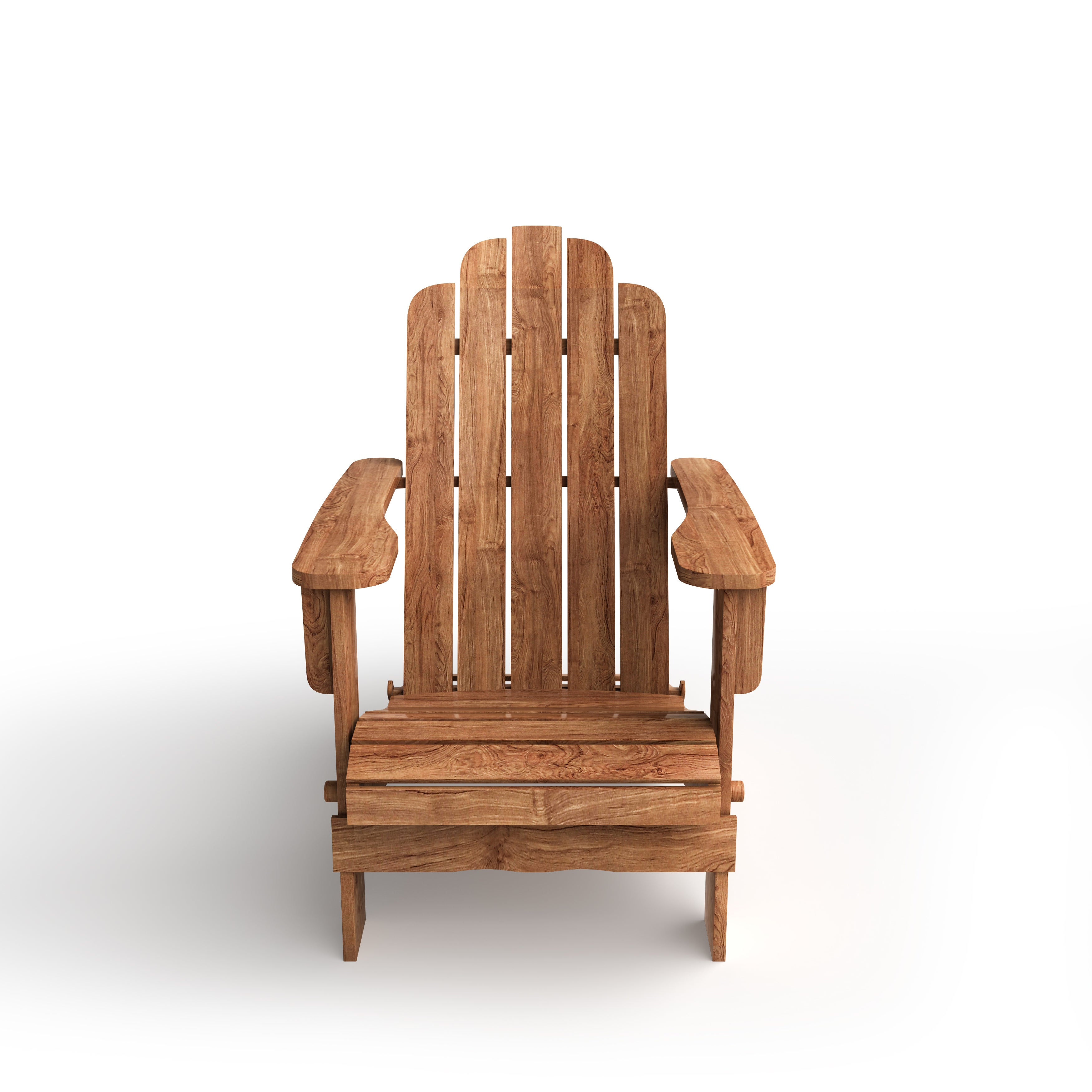 shop the gray barn bluebird acacia adirondack patio chair brown on sale free shipping today overstockcom 20881995 - Patio Chair