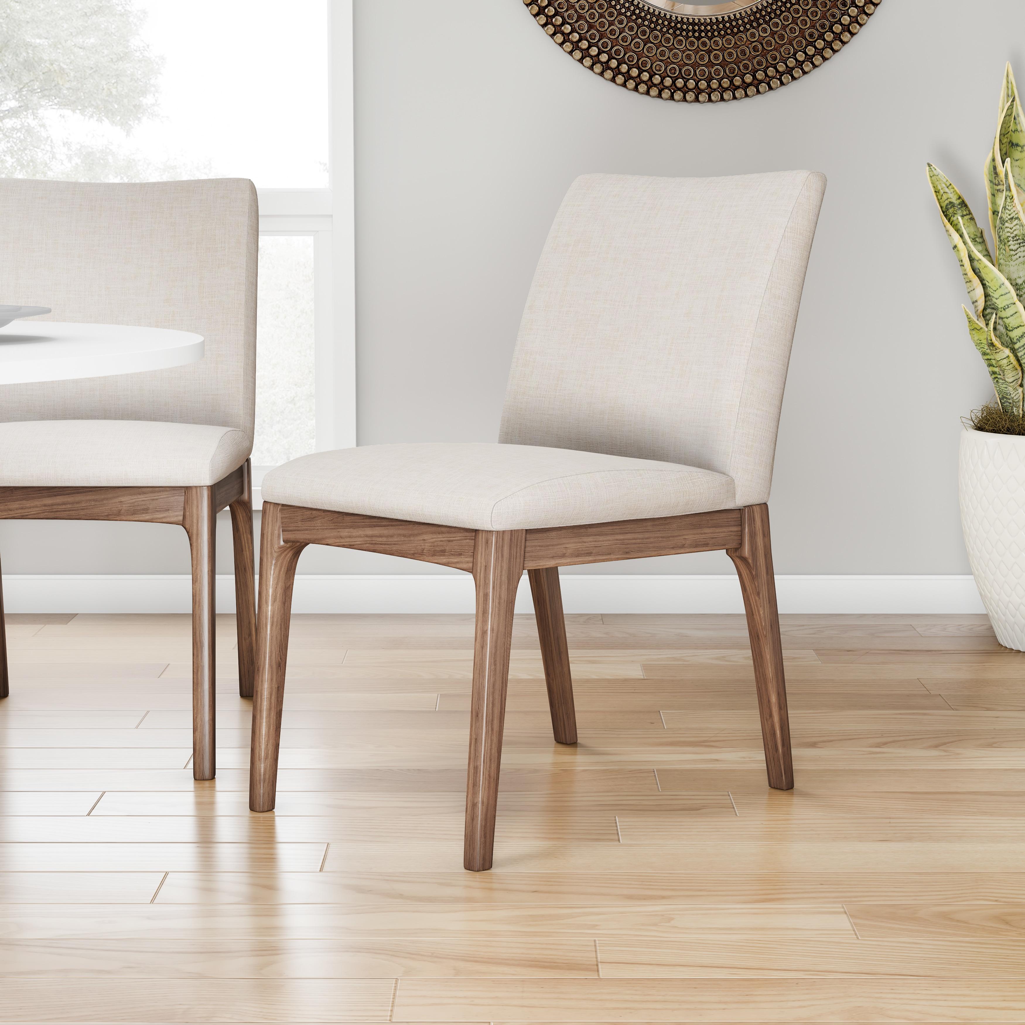 5a29bc33fe Carson Carrington Lulea Mid-century Dining chairs