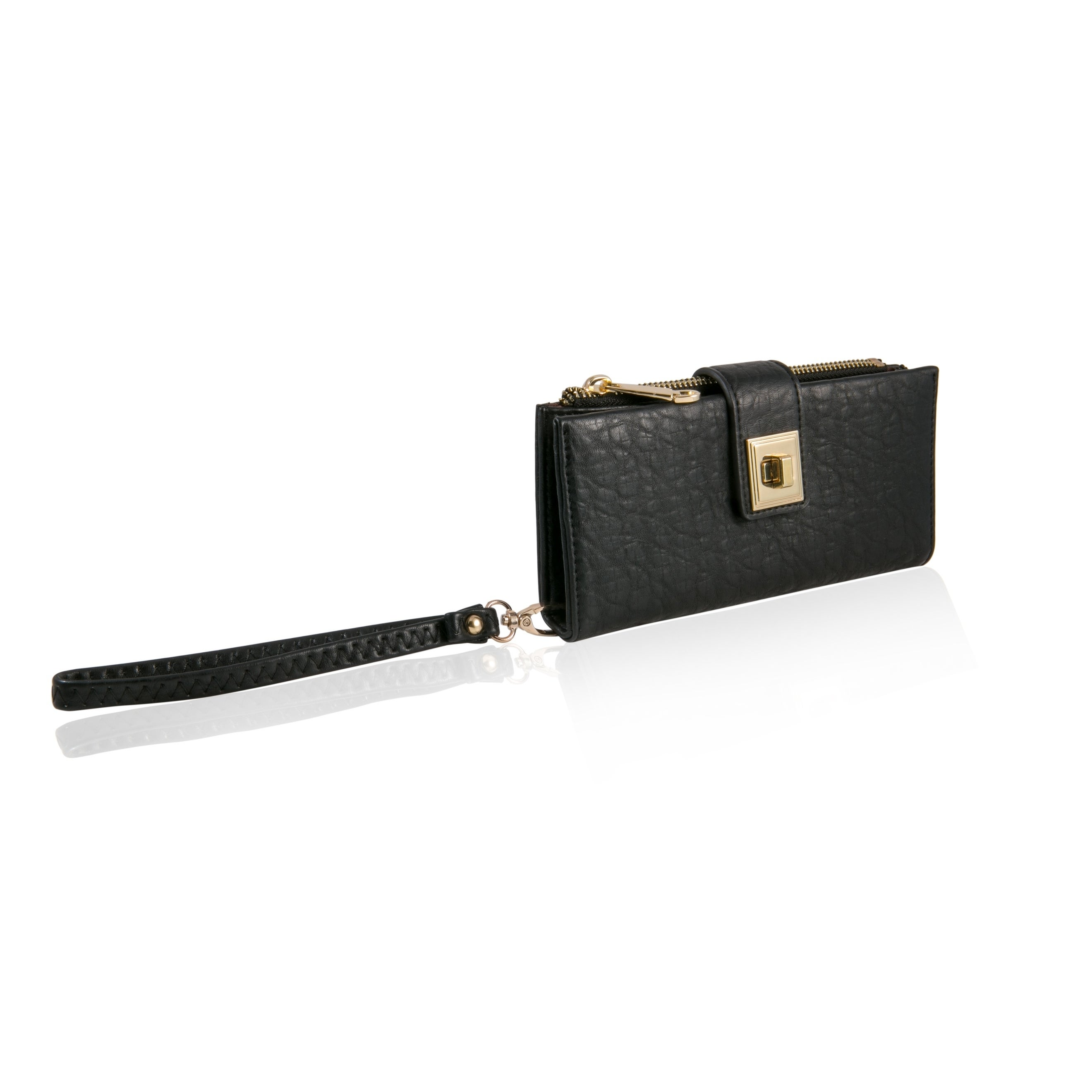 Mkf Collection By Mia K Farrow Ziggy Wallet Wristlet Free Shipping Satchel Black On Orders Over 45 26774614