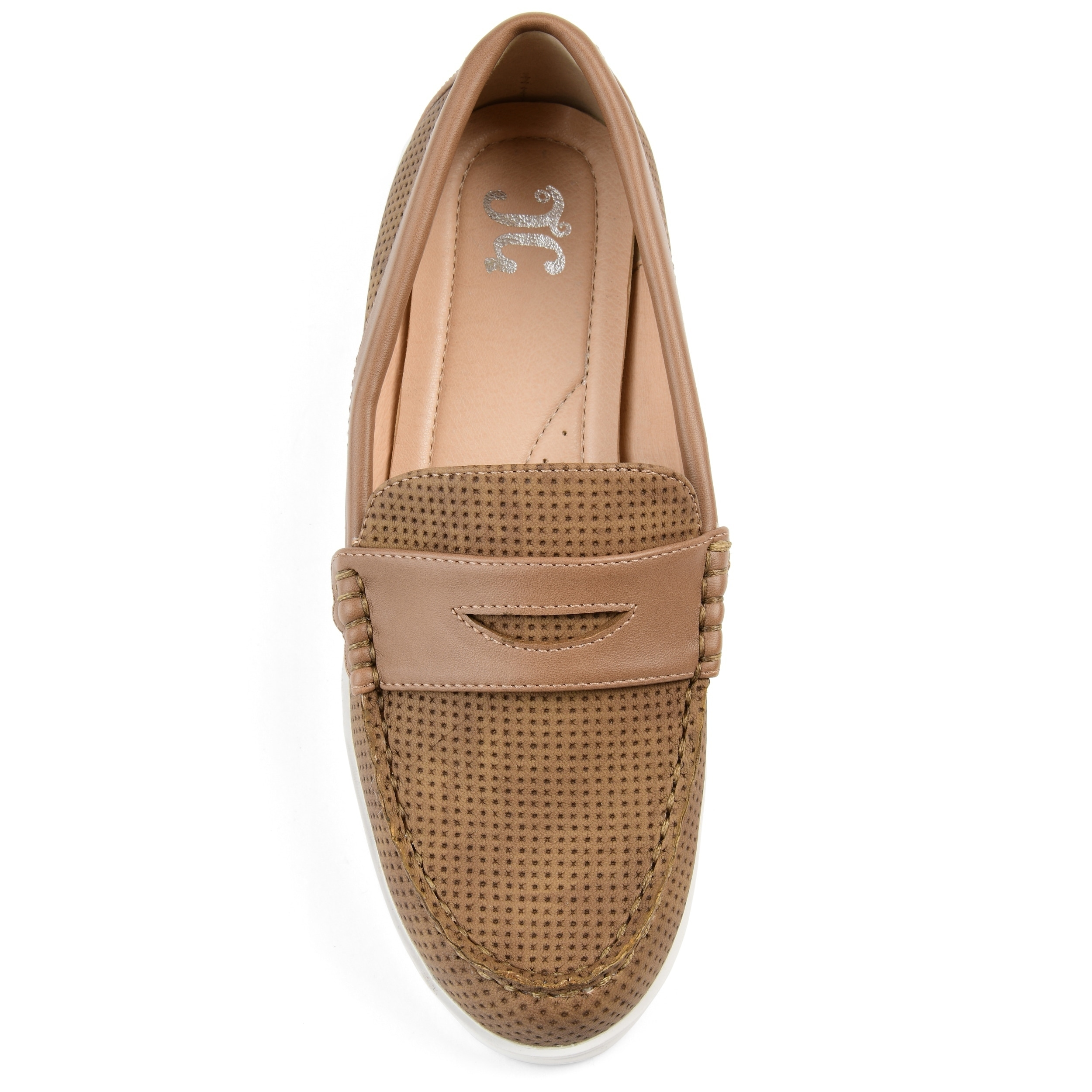 b79eafa2ca0 Shop Journee Collection Comfort Irina Women s Loafers - Free Shipping Today  - Overstock - 20979615