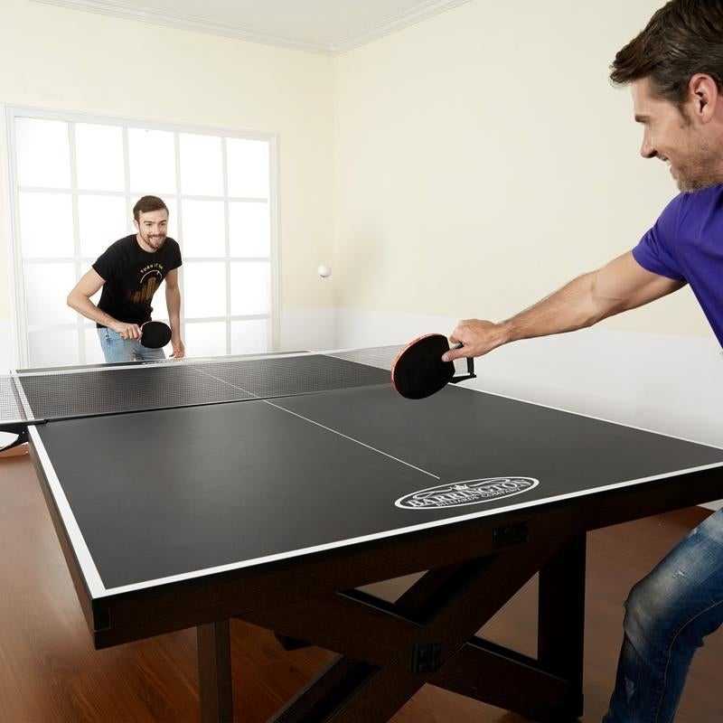 Barrington Fremont Collection Official Size Table Tennis Table   Free  Shipping Today   Overstock   26784841