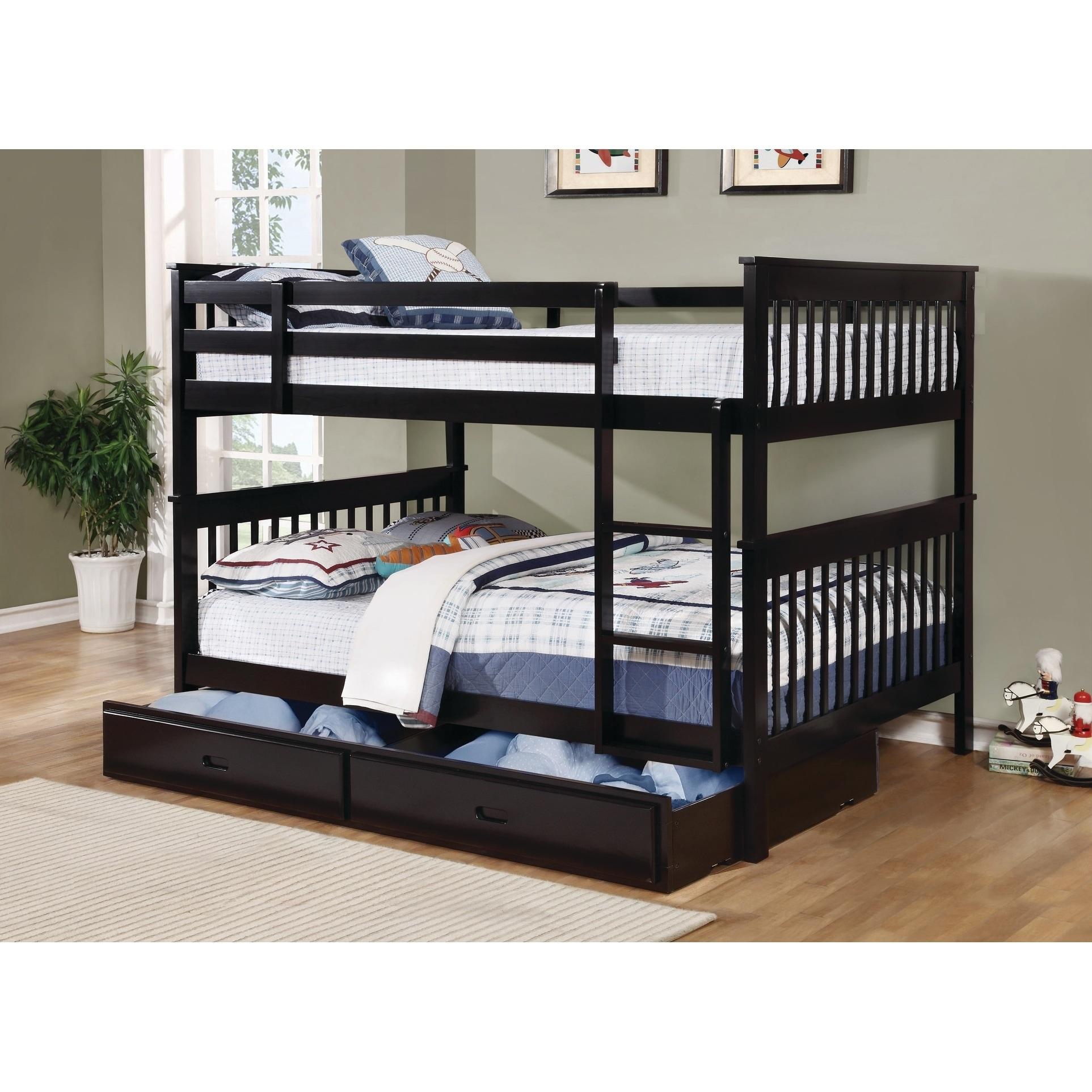 over bed kids f furniture detail fbb full bedroom bunk bunkbed mecca beds