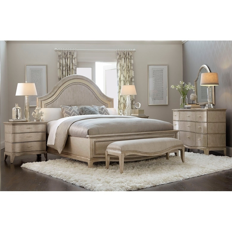 Superbe Shop A.R.T. Furniture Starlite   Panel Bed W/ Storage   Free Shipping Today    Overstock.com   21008790