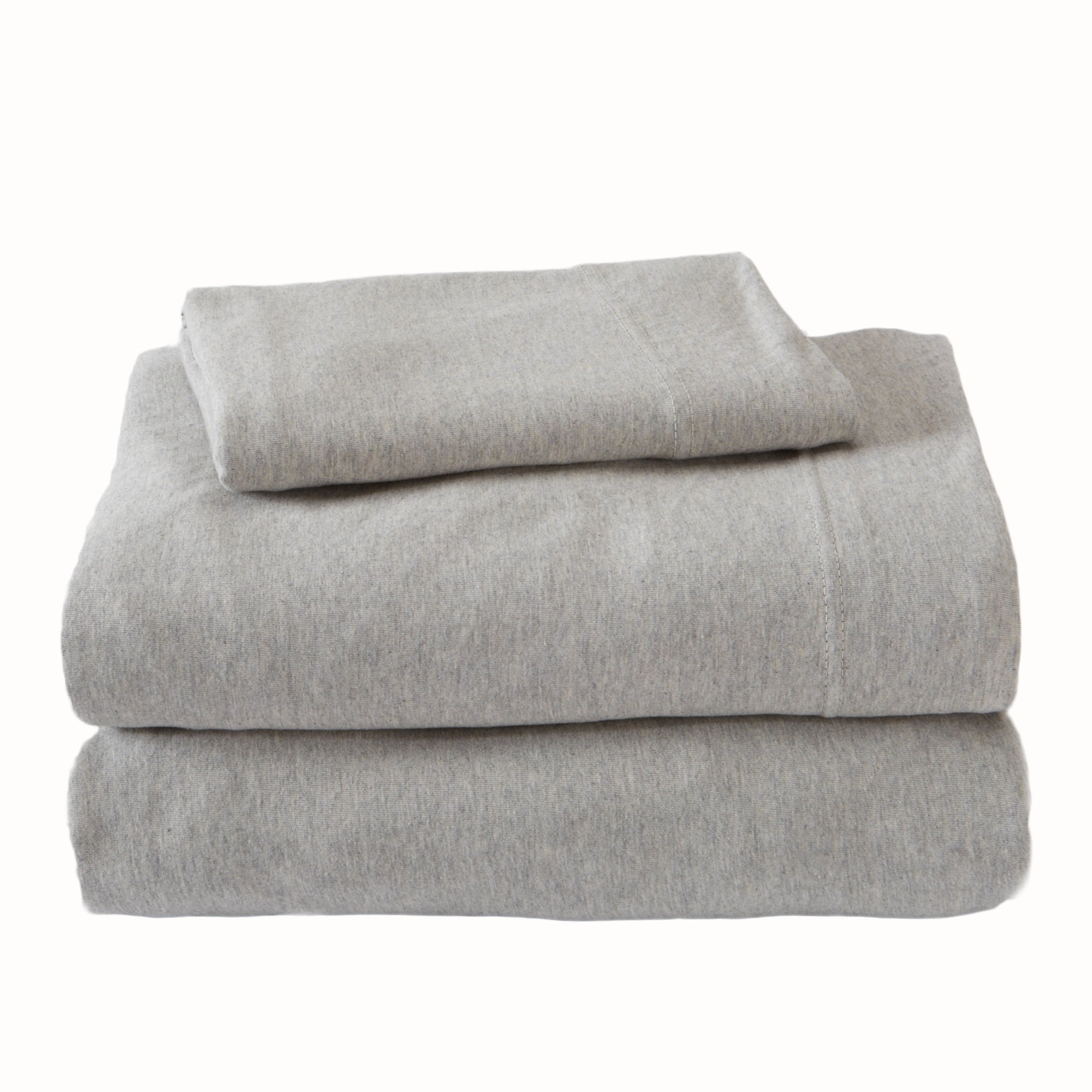 Home Fashion Designs Extra Soft Heather Jersey Knit Sheet Set On Free Shipping Orders Over 45 21018311