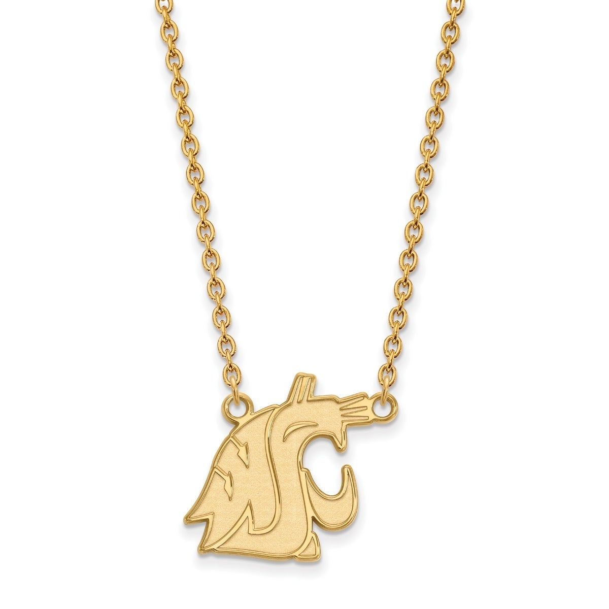 Shop Sterling Silver With Gold Plating Logoart Washington State