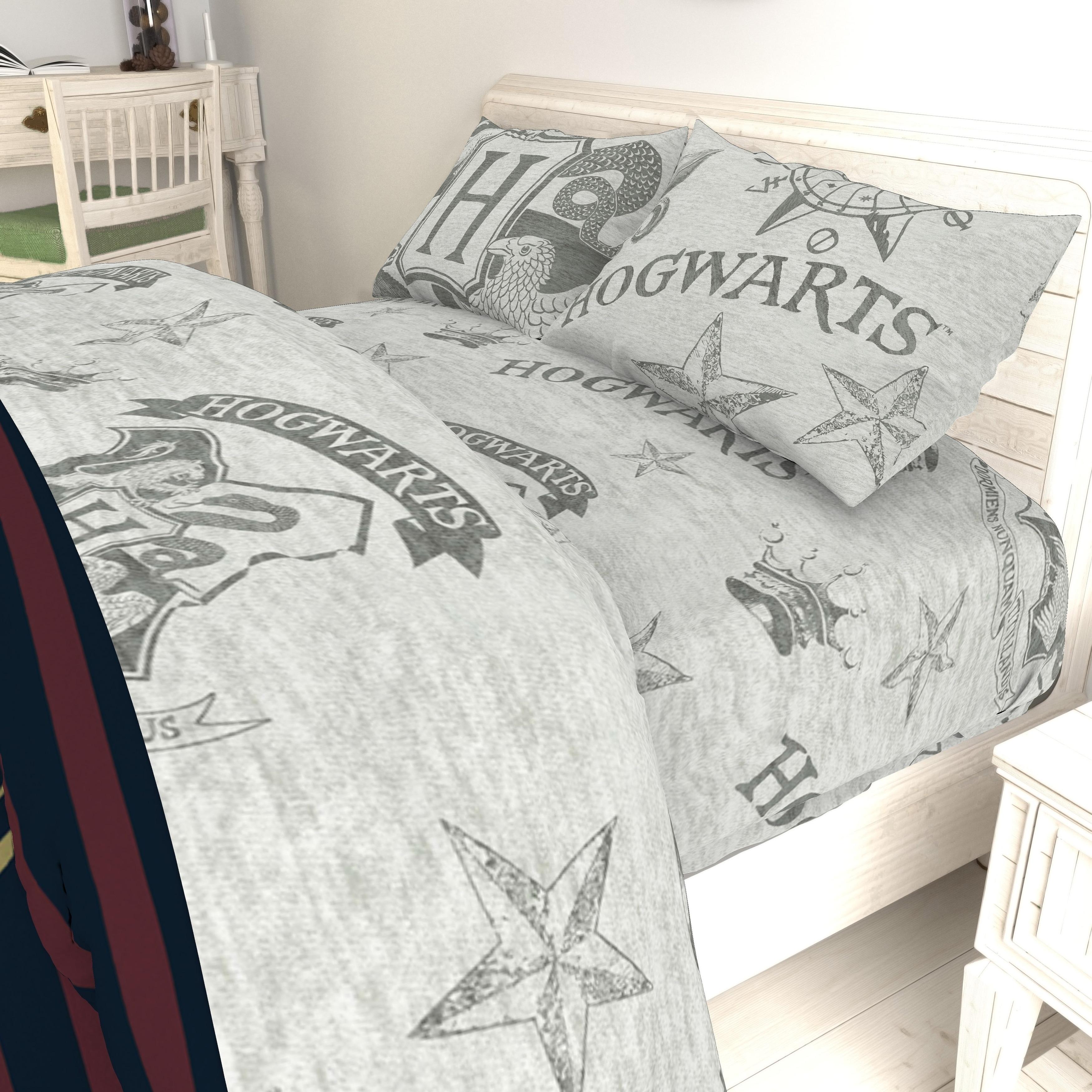 Shop Warner Brothers Harry Potter Spellbound 3 Piece Twin Sheet Set