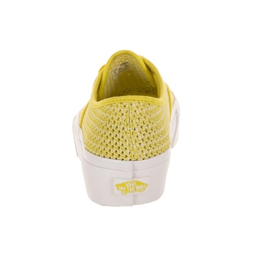 579978a1abd0 Shop Vans Unisex Authentic Platform (Summer Mesh) Skate Shoe - Free  Shipping Today - Overstock - 21025164