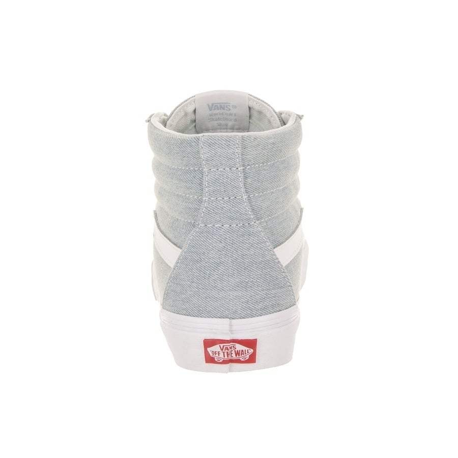 4e035a587e Shop Vans Unisex Sk8-Hi Reissue (Denim) Skate Shoe - Free Shipping Today -  Overstock.com - 21025165