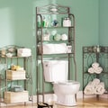 Harper Blvd Reflections Spacesaver Shelves with Mirror