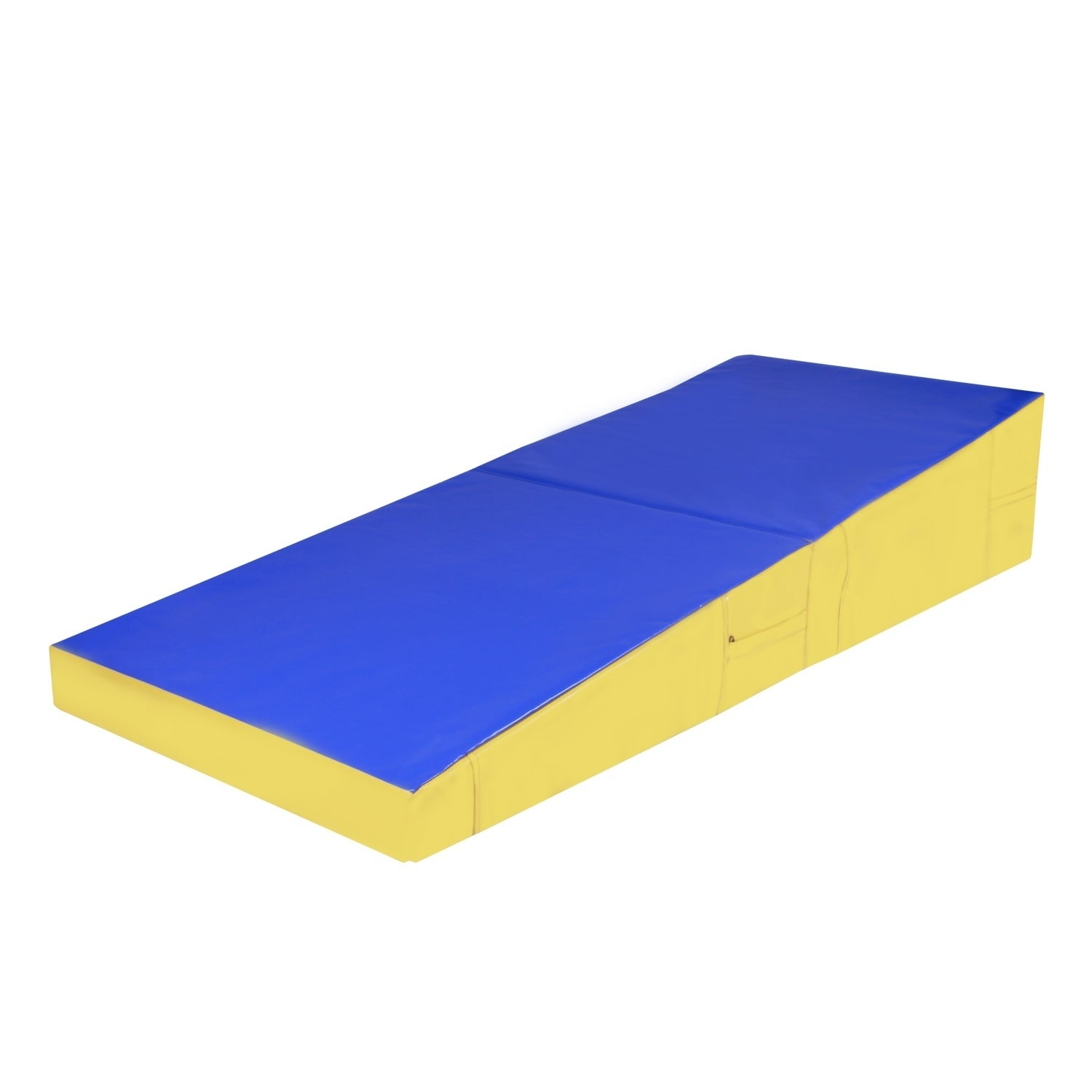 incline gymnastics cheer cheese wedge props mat gymnastic mats mto folding ideal as