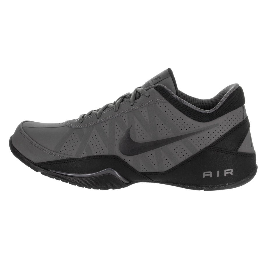 1b09366ba12 Shop Nike Men s Air Ring Leader Low Basketball Shoe - Free Shipping Today -  Overstock - 21121465