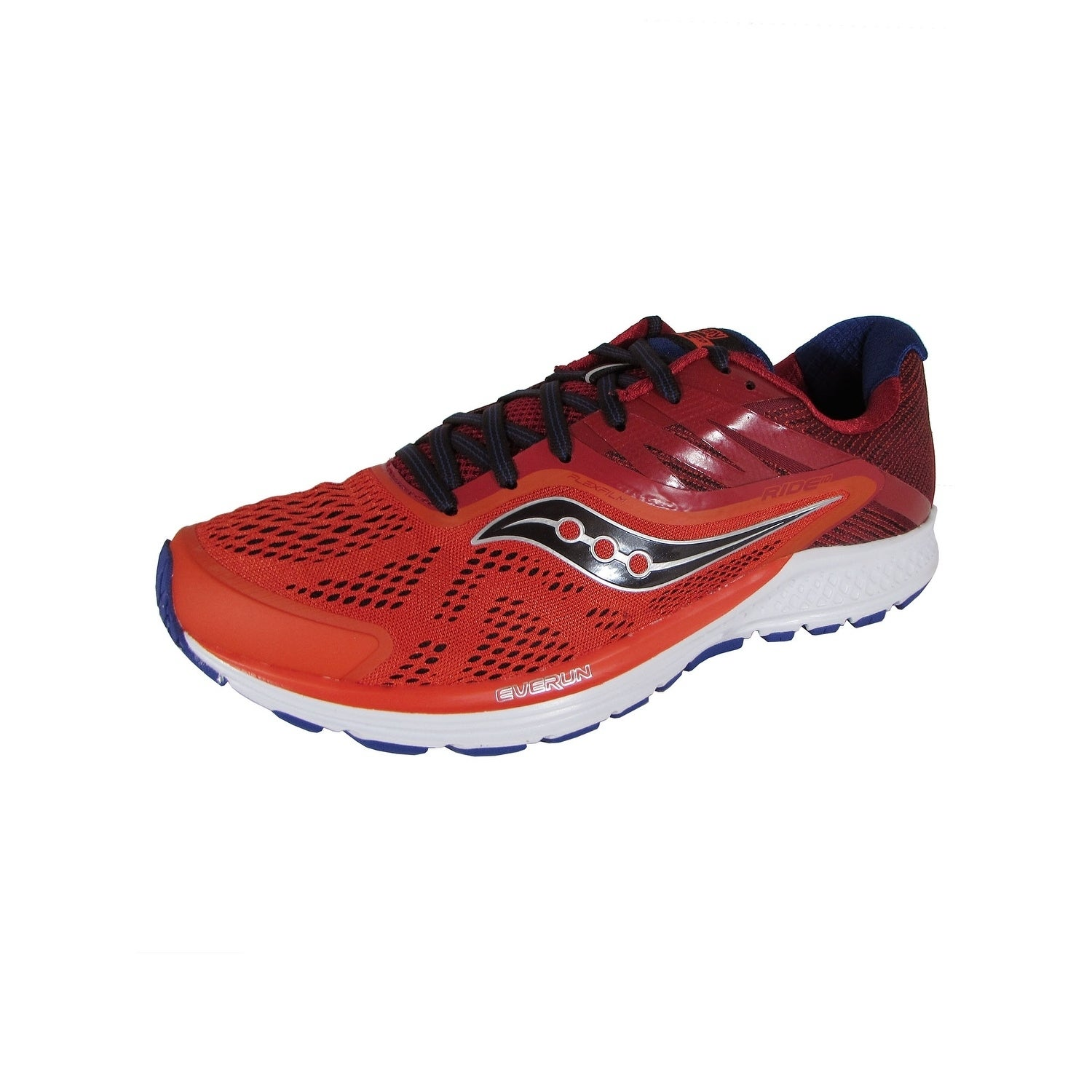 a730ae7d36f8 Shop Saucony Mens Ride 10 Running Sneaker Shoes