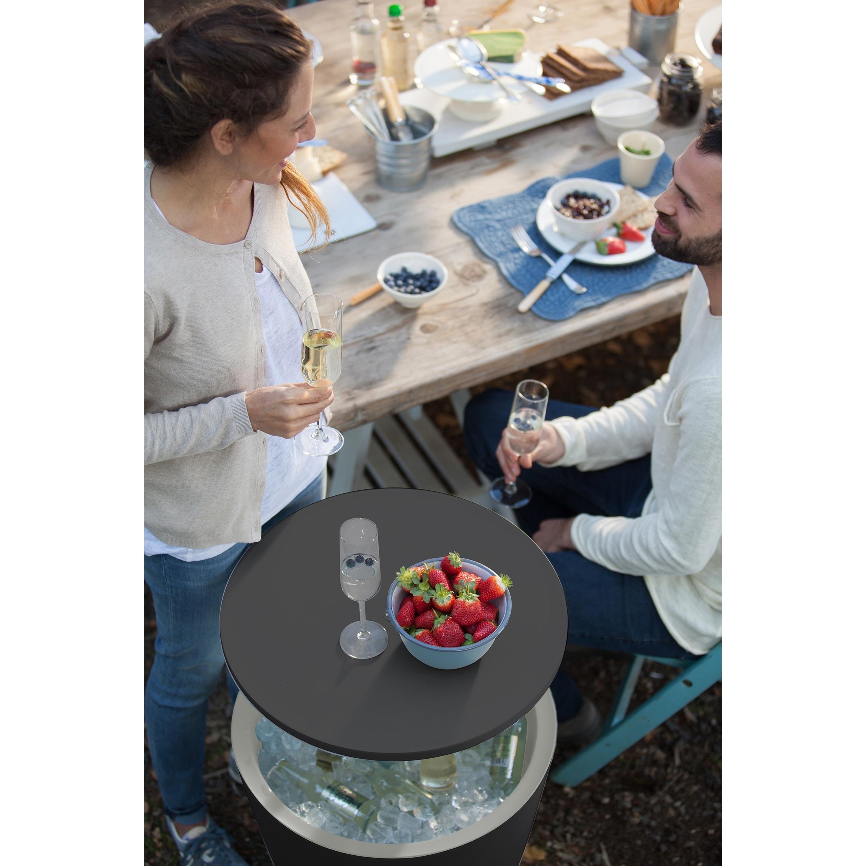 Keter Coolbar. Table De Jardin Keter Cool Bar Polypropyl Ne ...