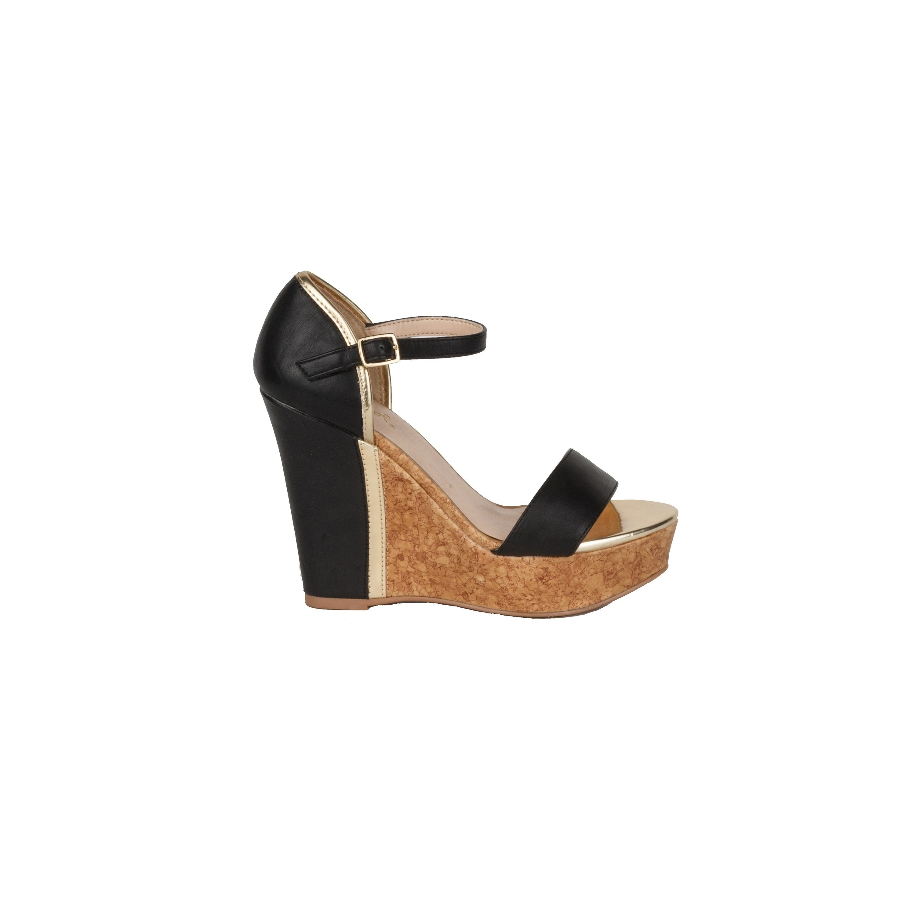8df4132e859 Xehar Womens Ankle Strap High Heel Wedge Party Dress Open Toe Sandal - Free  Shipping On Orders Over  45 - Overstock.com - 26938786