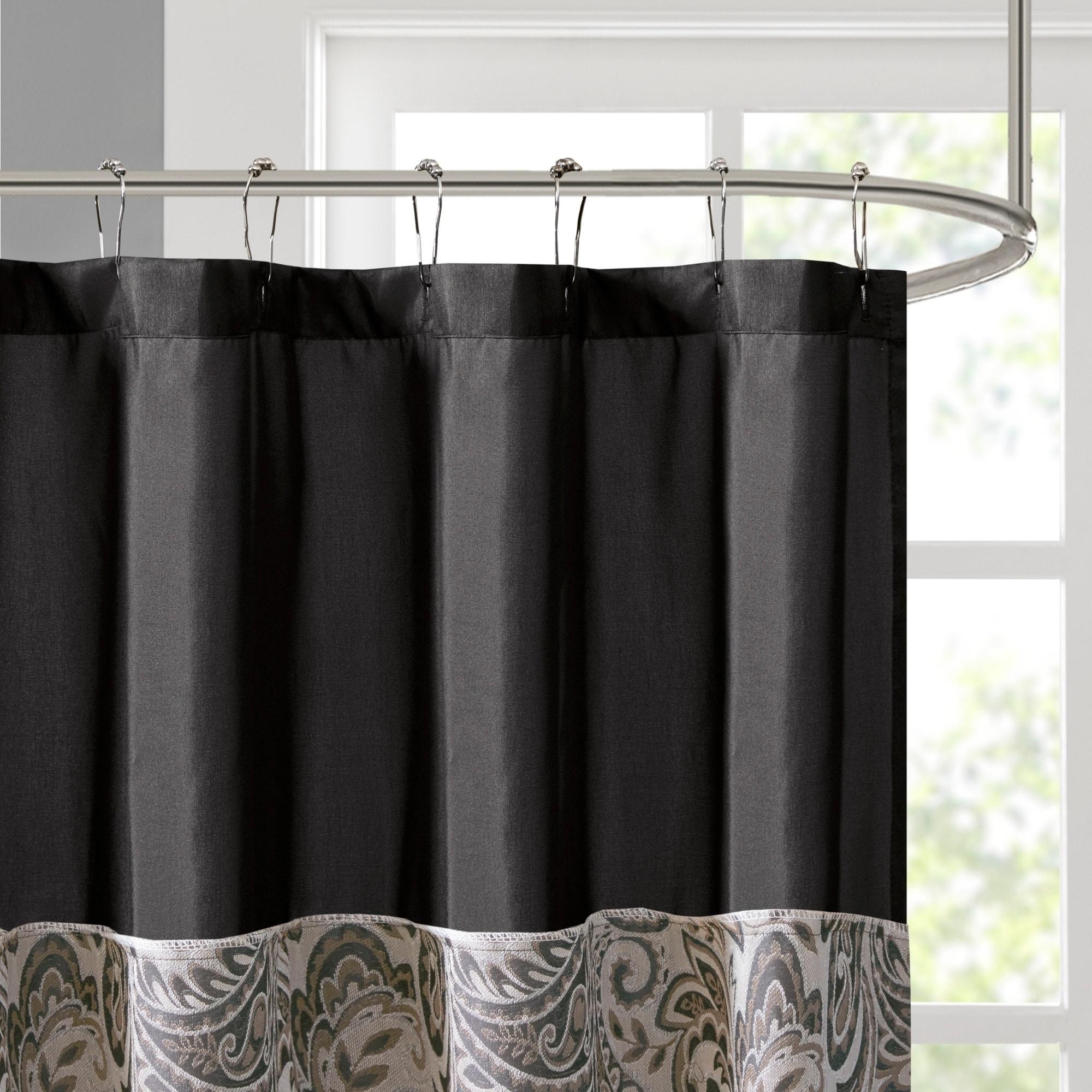 Shop Gracewood Hollow Abley Shower Curtain