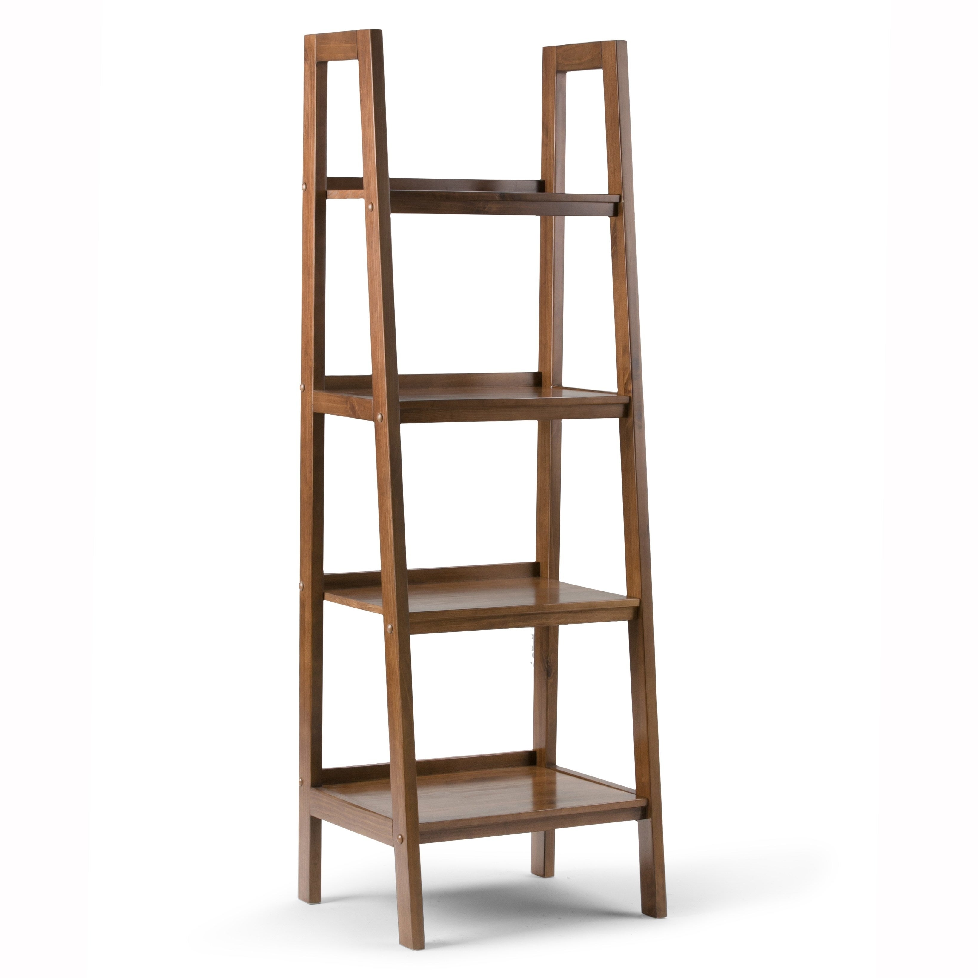 Wyndenhall Hawkins Ladder Shelf  Free Shipping Today  Overstock
