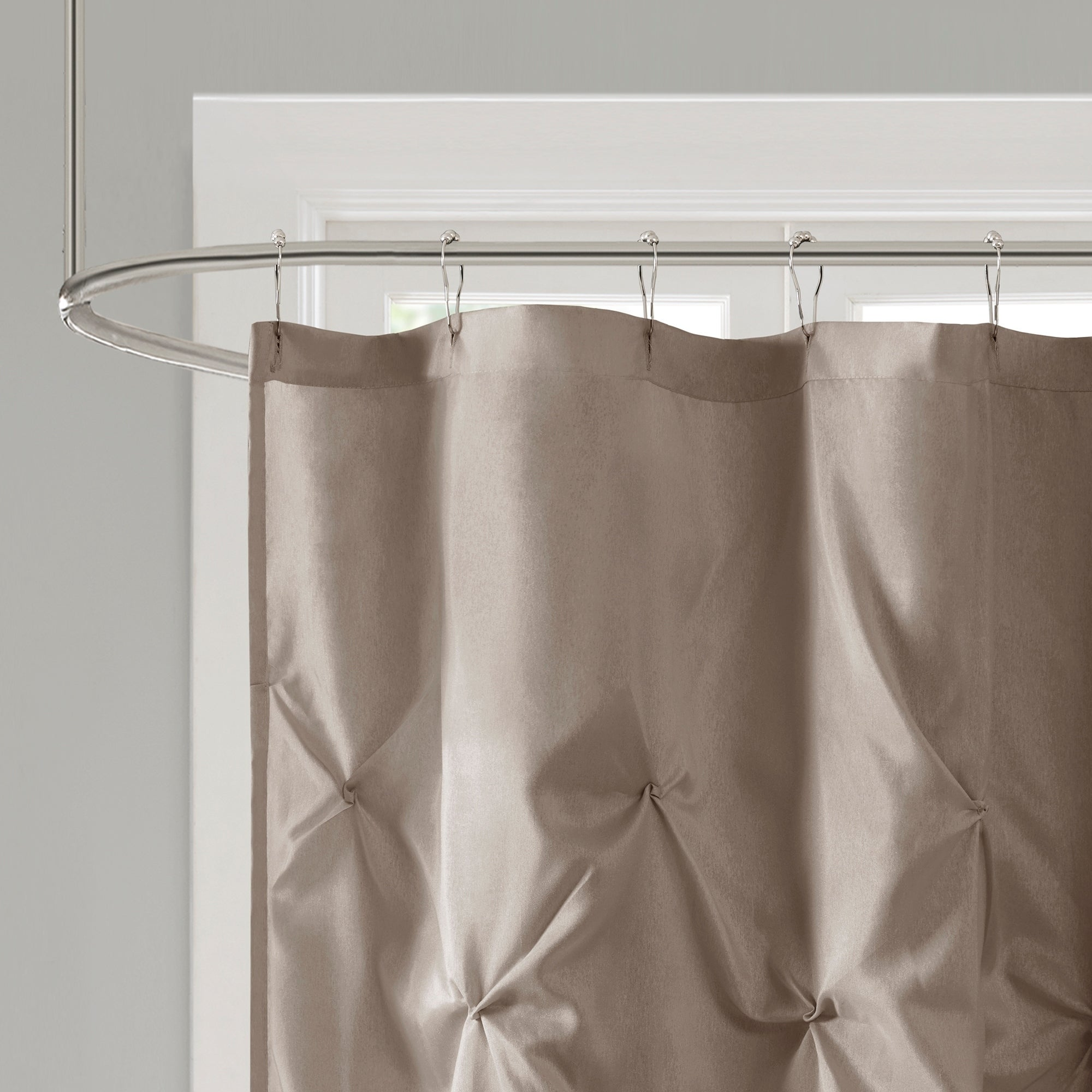 Shop Clay Alder Home Niantic Polyester Shower Curtain
