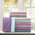 Porch & Den Denver Chevron Microfiber Sheet Set