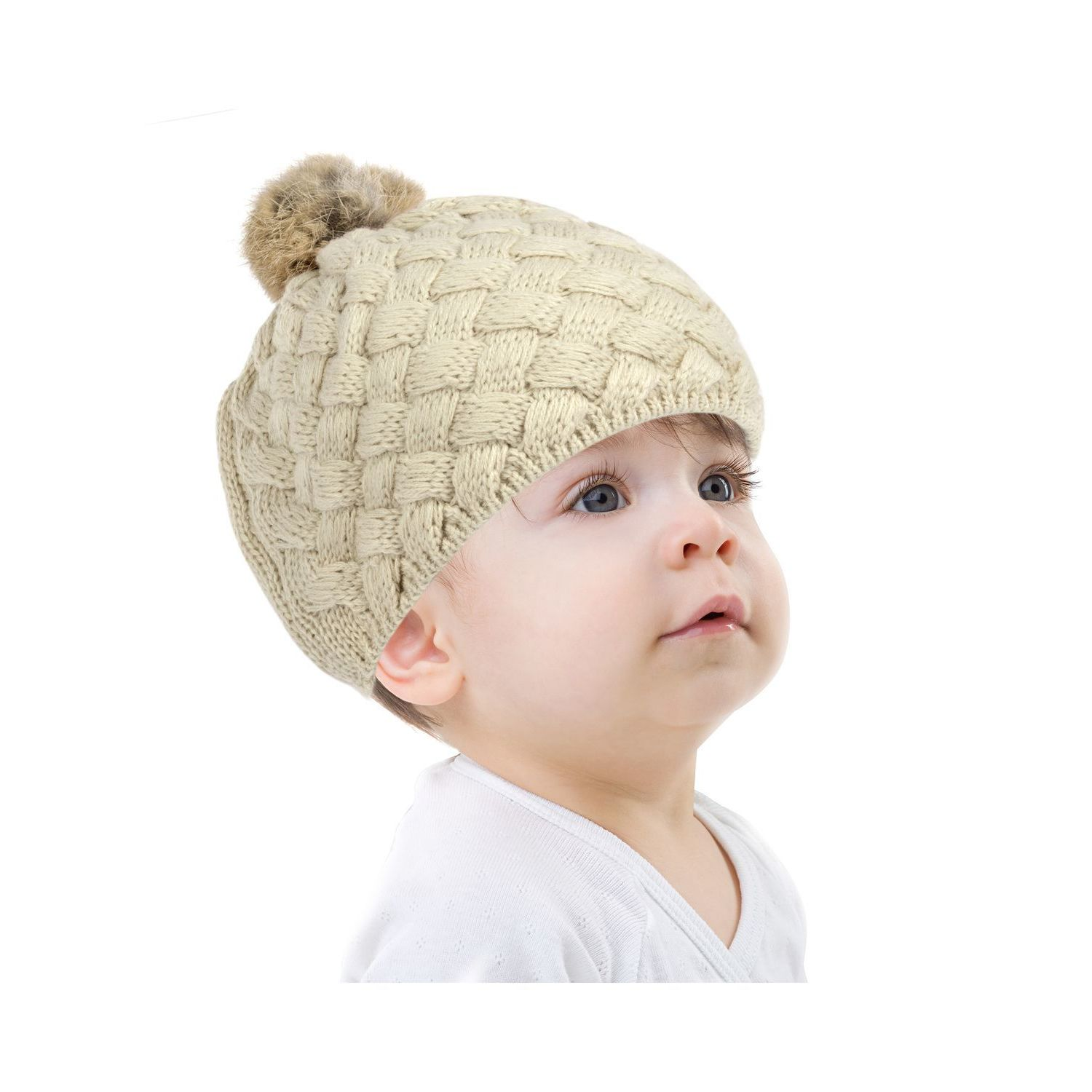 Shop Zodaca Fashion Design Baby Boys Girls Crochet Warm Winter Beanie  Stretchy Knit Hat - Free Shipping On Orders Over  45 - Overstock - 21184356 926afc9873e