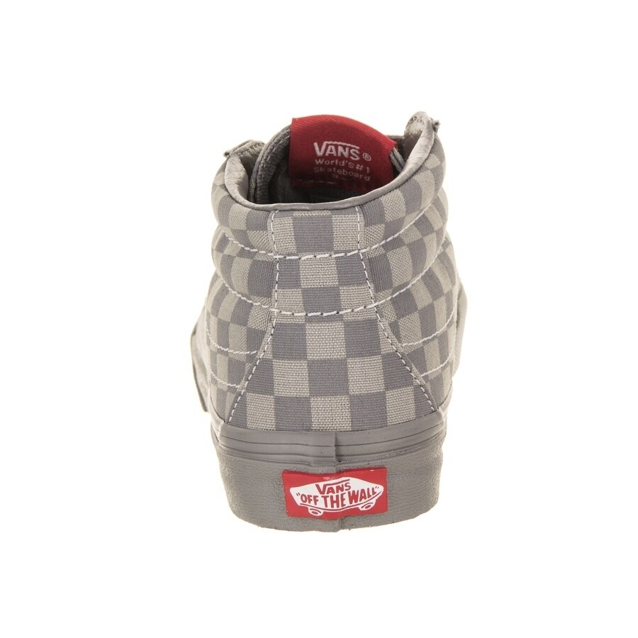 b88b0c27399 Shop Vans Kids Sk8-Mid Reissue V (Mono Checkerboard) Skate Shoe - Free  Shipping Today - Overstock - 21206519