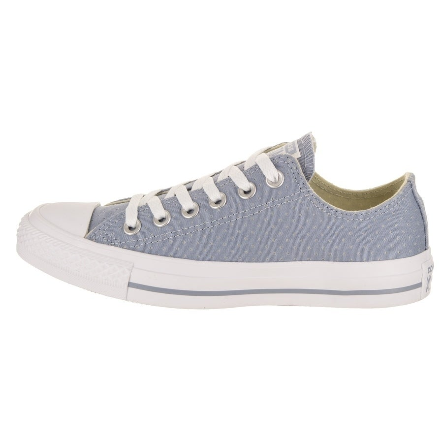 54931ebf3e8 Shop Converse Women s Chuck Taylor All Star Ox Casual Shoe - Free Shipping  Today - Overstock.com - 21206741