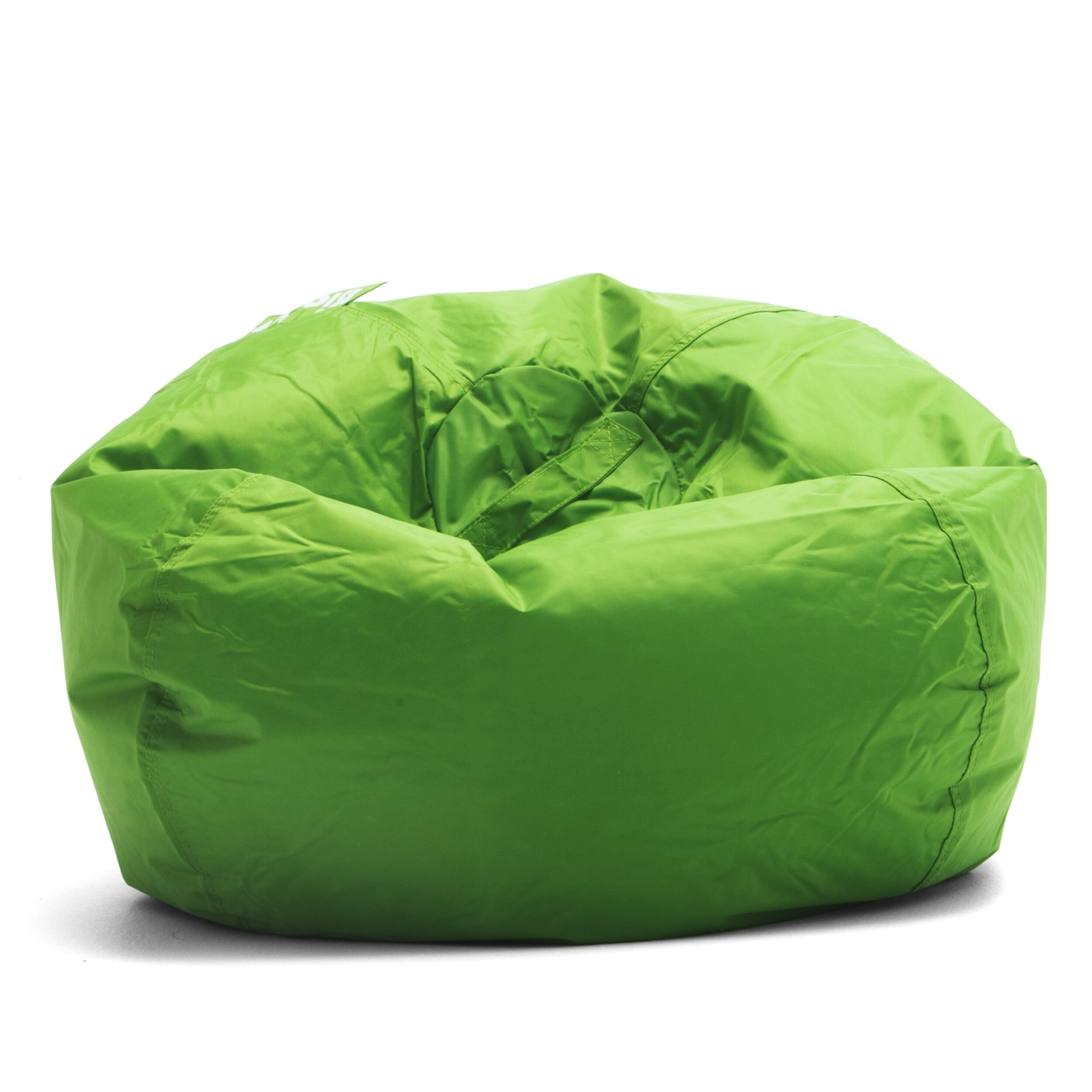 Shop Big Joe Kidsu0027 Classic 98 Bean Bag Chair - Free Shipping On Orders Over $45 - Overstock - 21213986  sc 1 st  Overstock.com & Shop Big Joe Kidsu0027 Classic 98 Bean Bag Chair - Free Shipping On ...