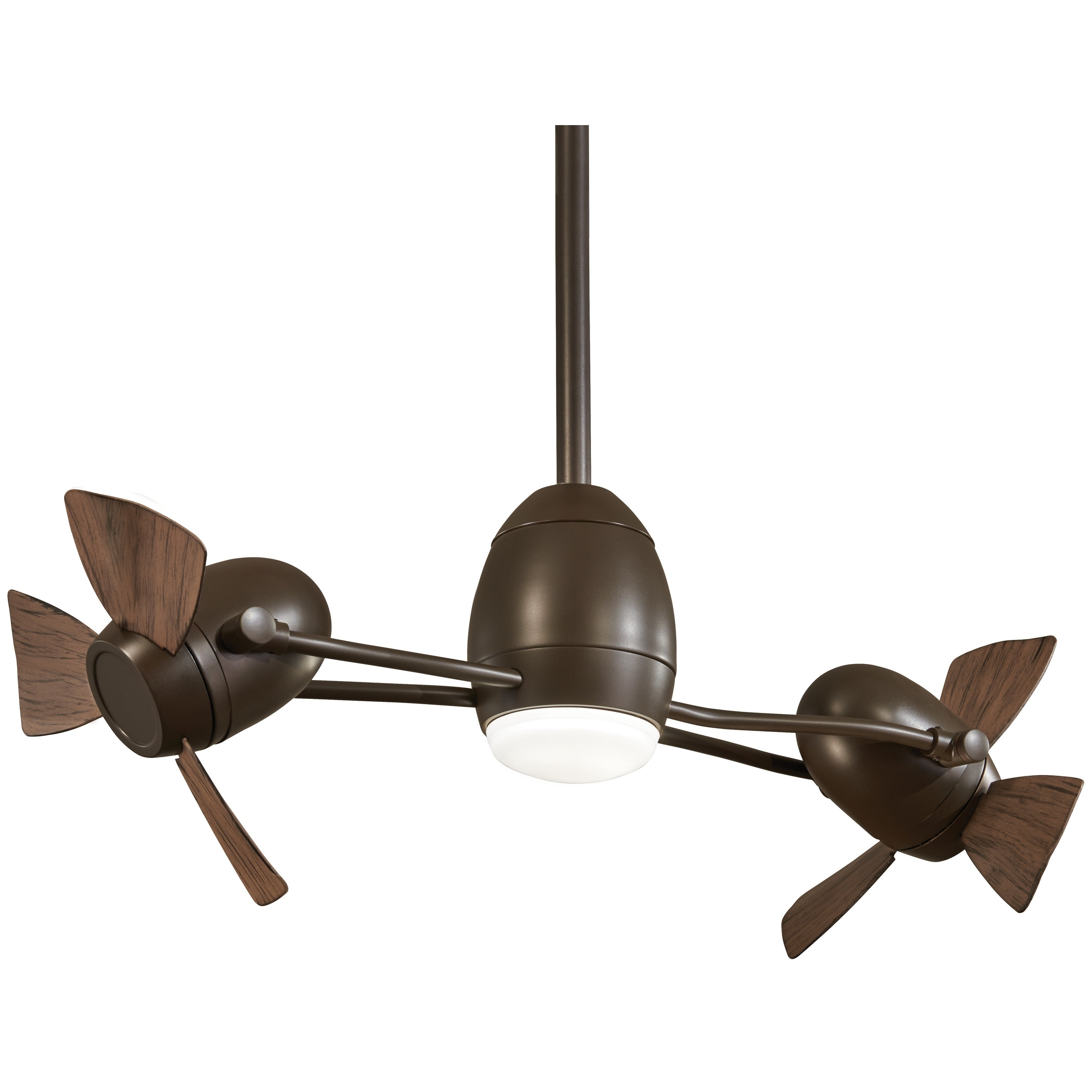 Shop Minka Aire Cage Free Gyroö Ceiling Fan - Free Shipping Today ...