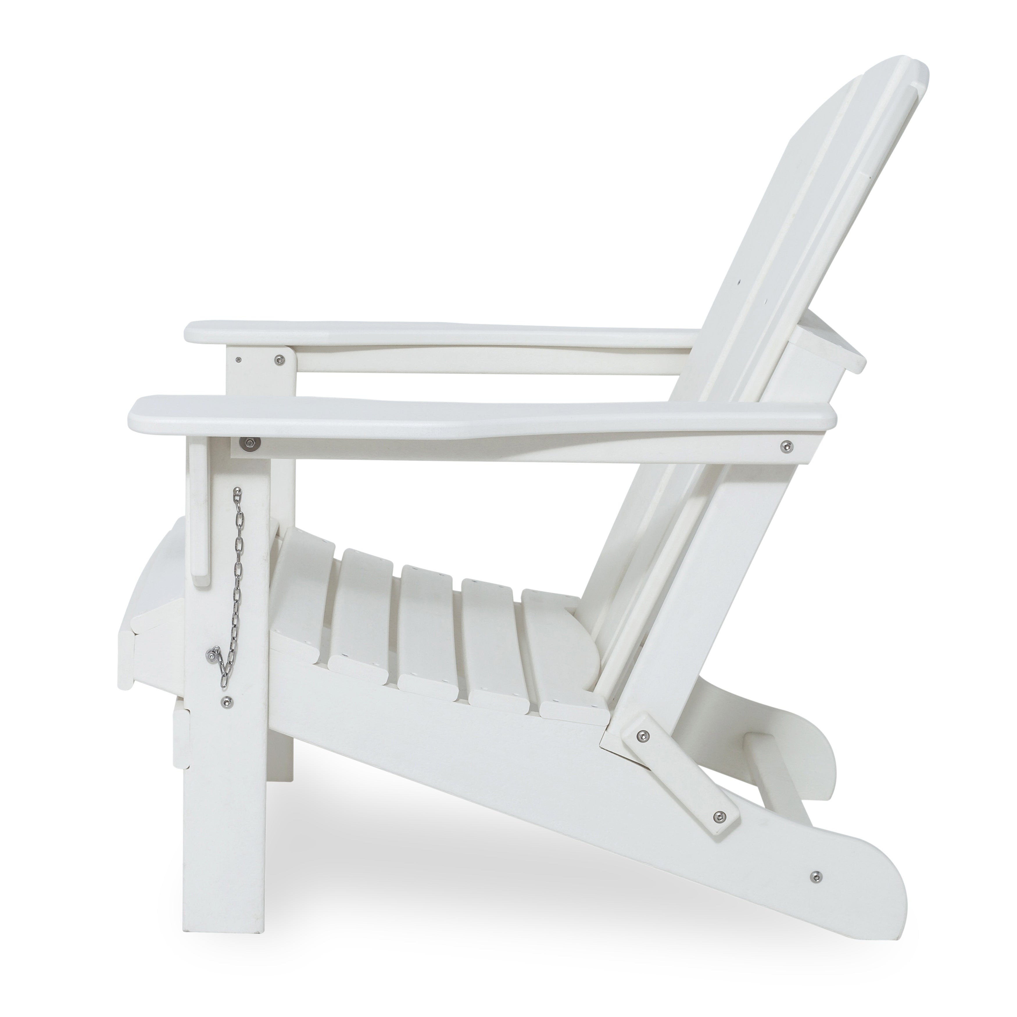 Laguna Poly Adirondack Chair (Set Of 2) By Westin Outdoor   Free Shipping  Today   Overstock   27019966