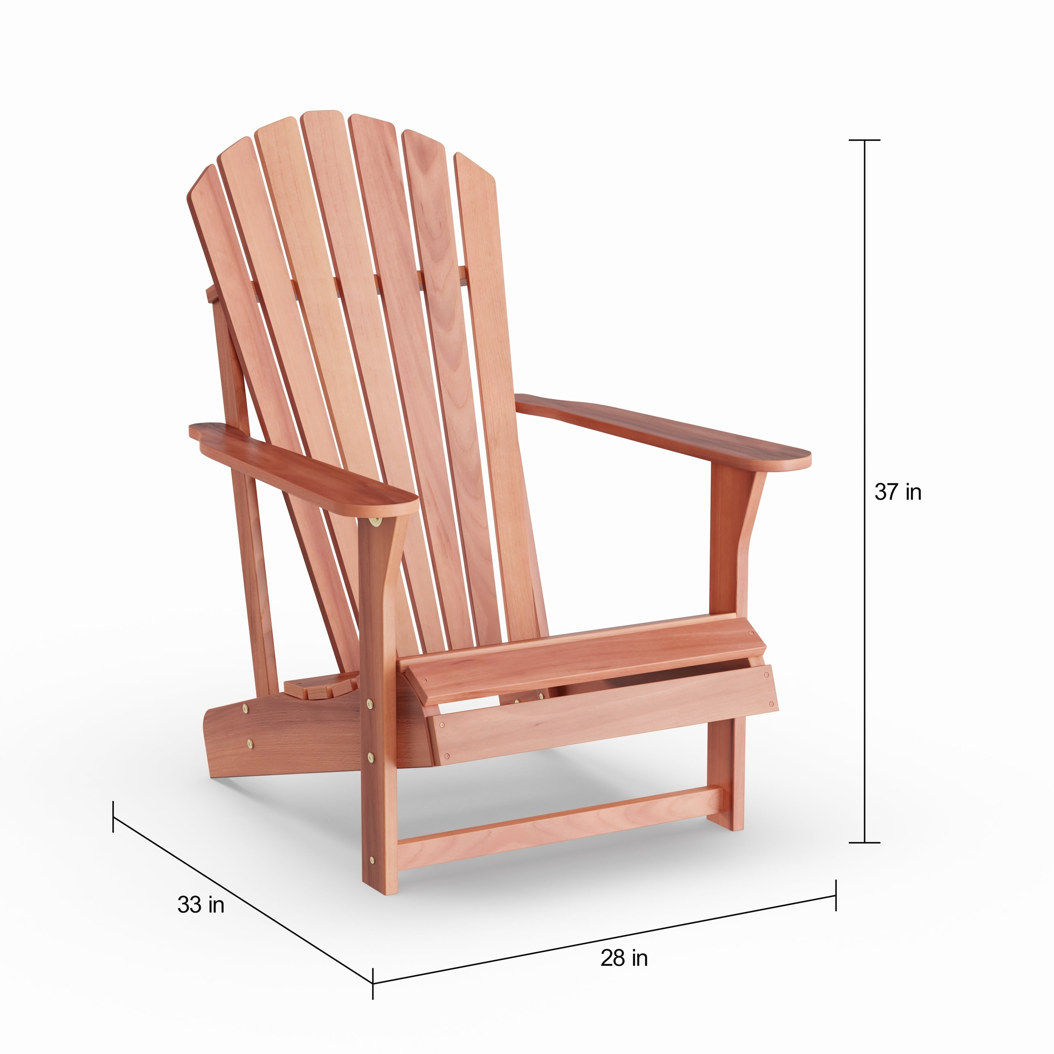 Havenside Home Bergen 2 Piece Adirondack Chair With Footrest Set Free Shipping Today 21258628