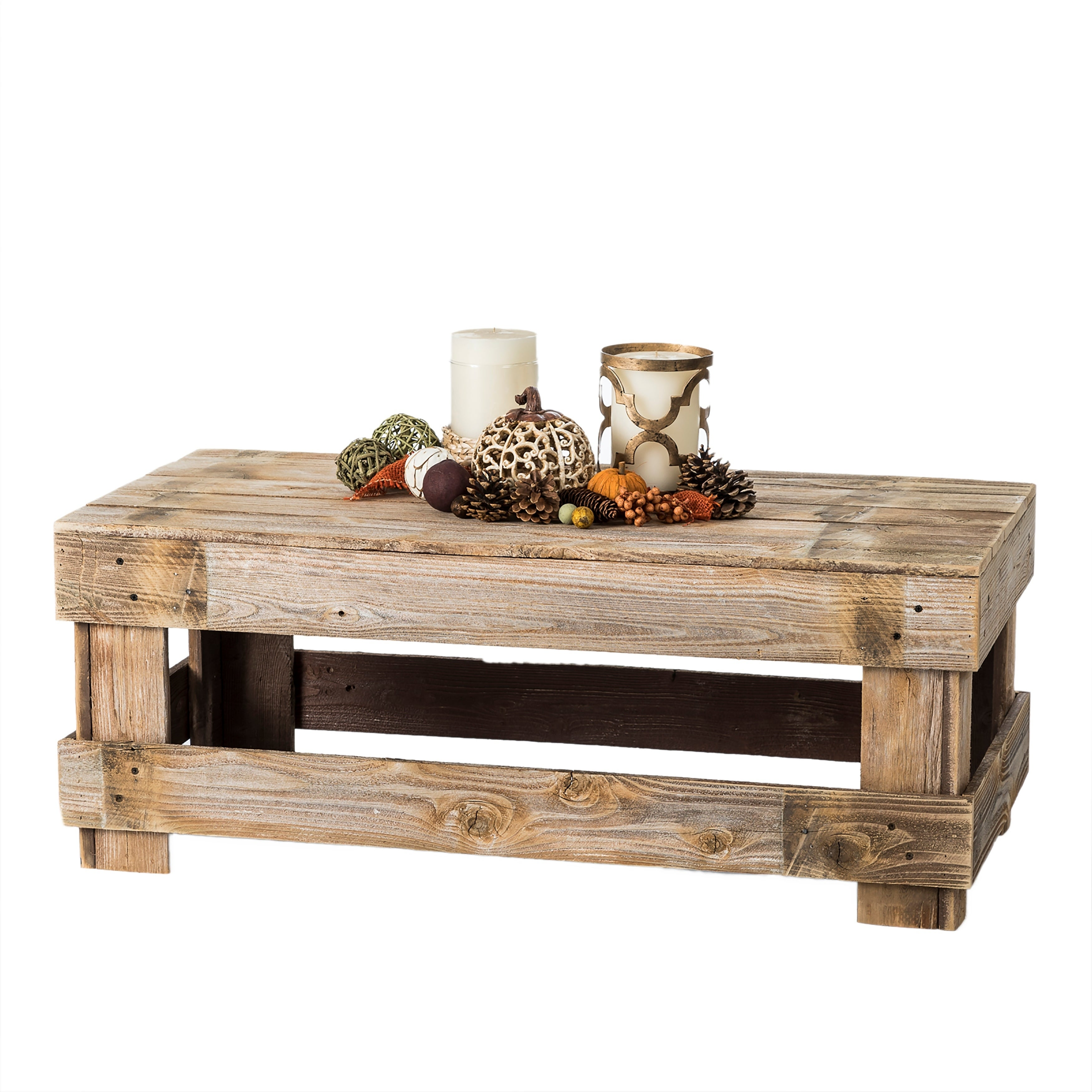 Miraculous Del Hutson Designs Barnwood Coffee Table Interior Design Ideas Gentotryabchikinfo