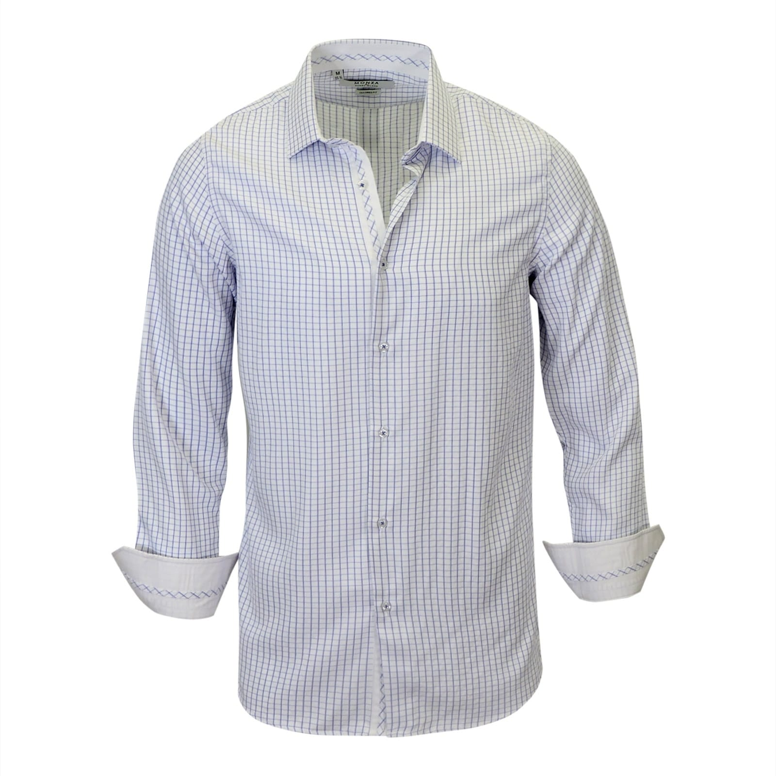 Shop Stylish Mens Dress Shirt From Monza Free Shipping On Orders