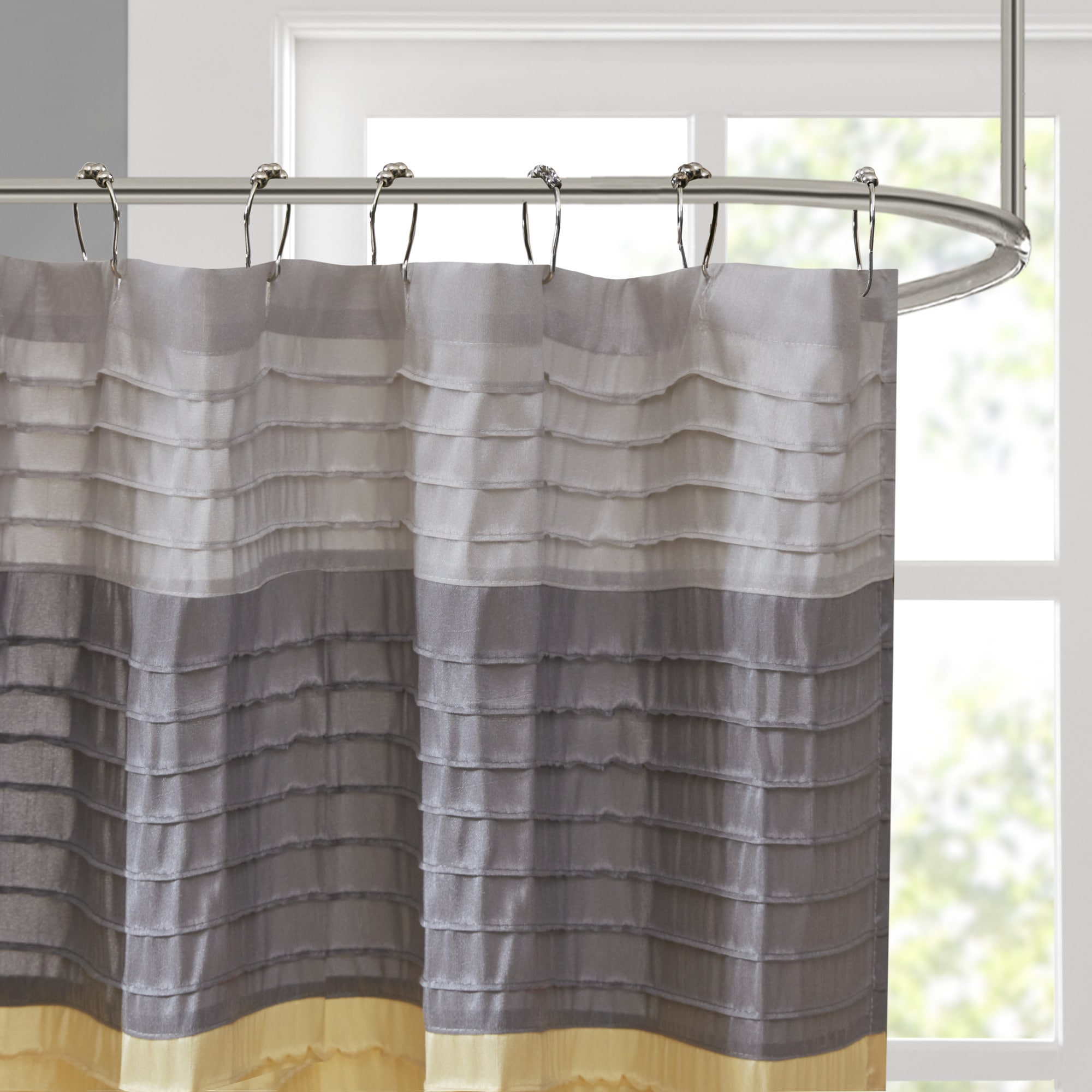 Shop Copper Grove Cambrica Polyester Shower Curtain