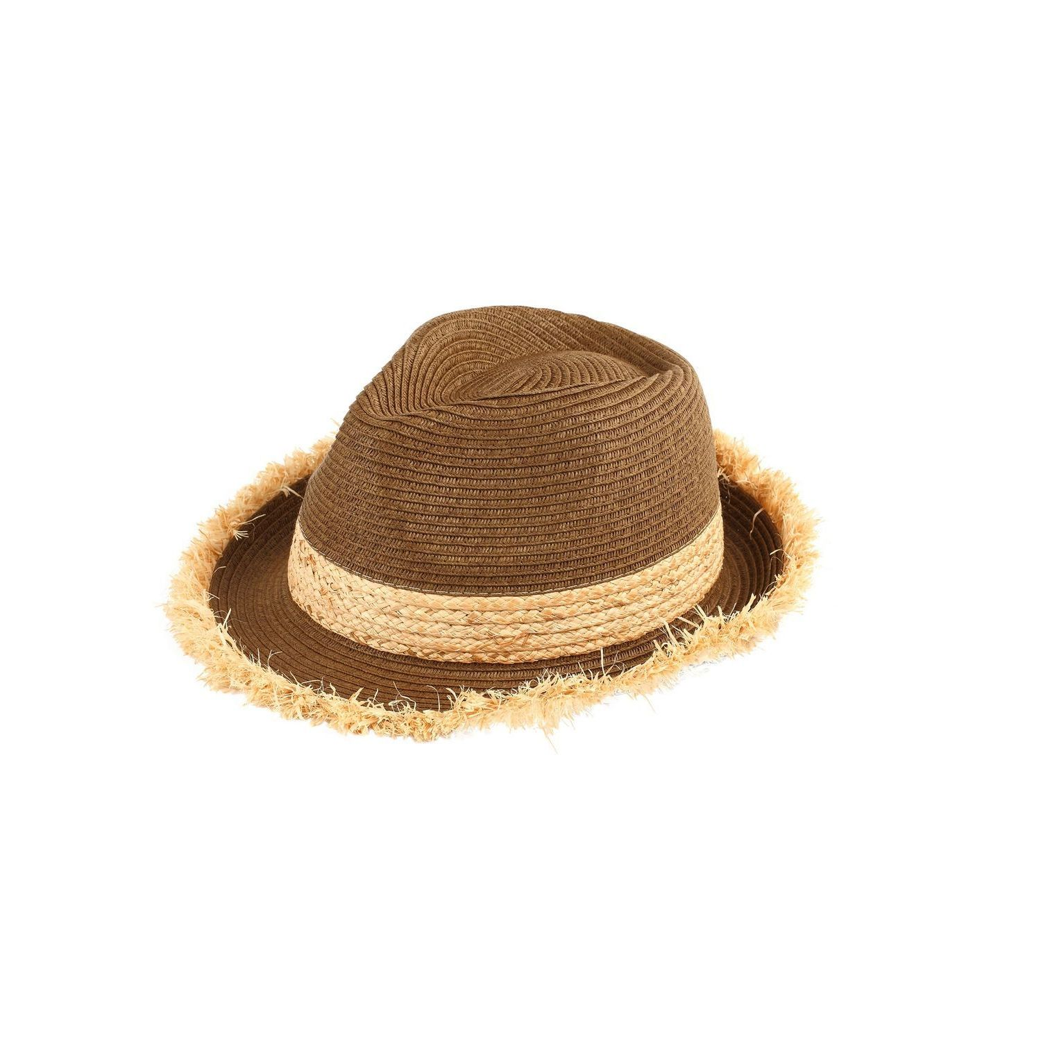 b9dc359e3ef Shop Zodaca Women s Sun Styles Claudia Ladies Trilby Fedora (6 Colors  Available) - Ships To Canada - Overstock.ca - 21290204