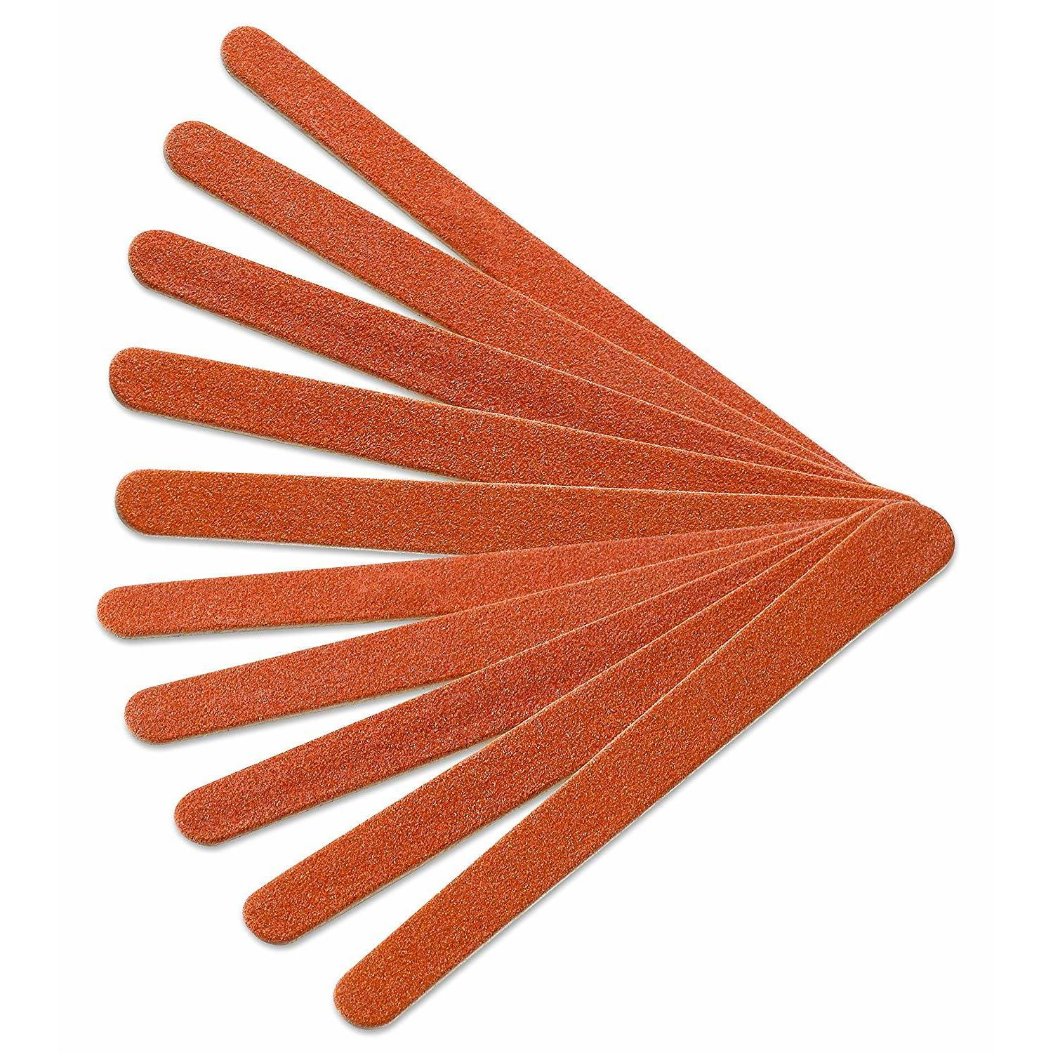 Emery Boards Professional Nail Files Double Sided Washable - Free ...