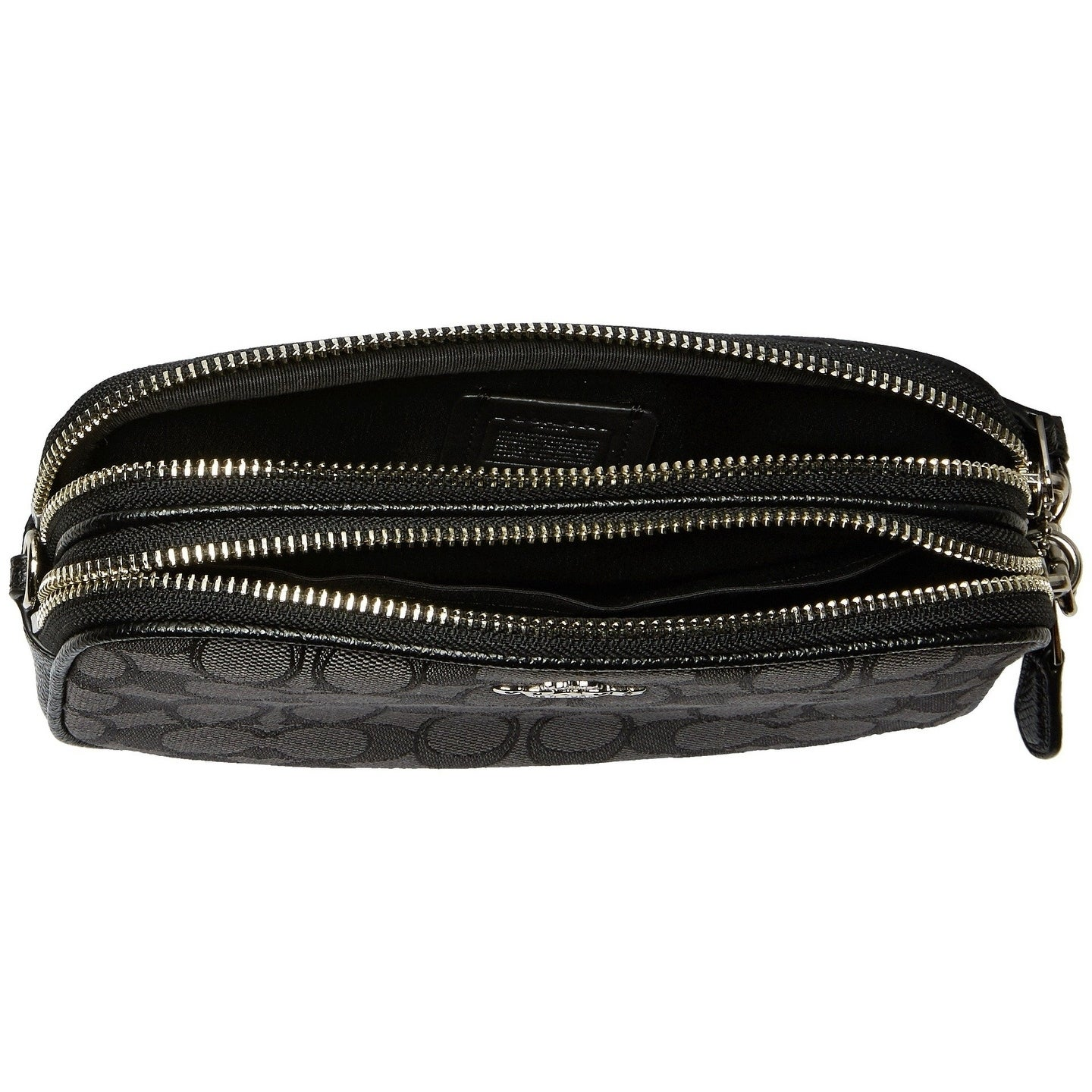 177fabe9f6b3 Shop Coach Signature Jacquard Crossbody - On Sale - Free Shipping Today -  Overstock - 21371045