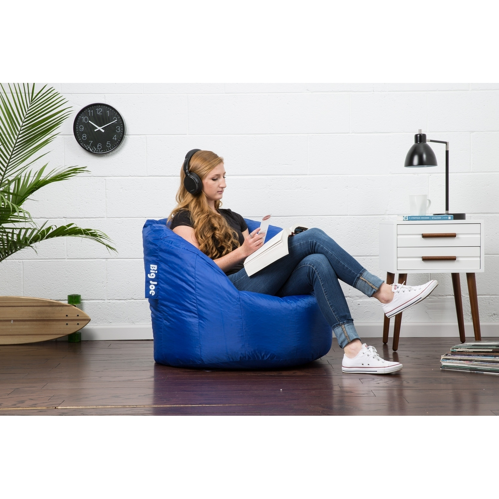 Joe Milano Bean Bag Chair Smartmax Free Shipping Today 21371454