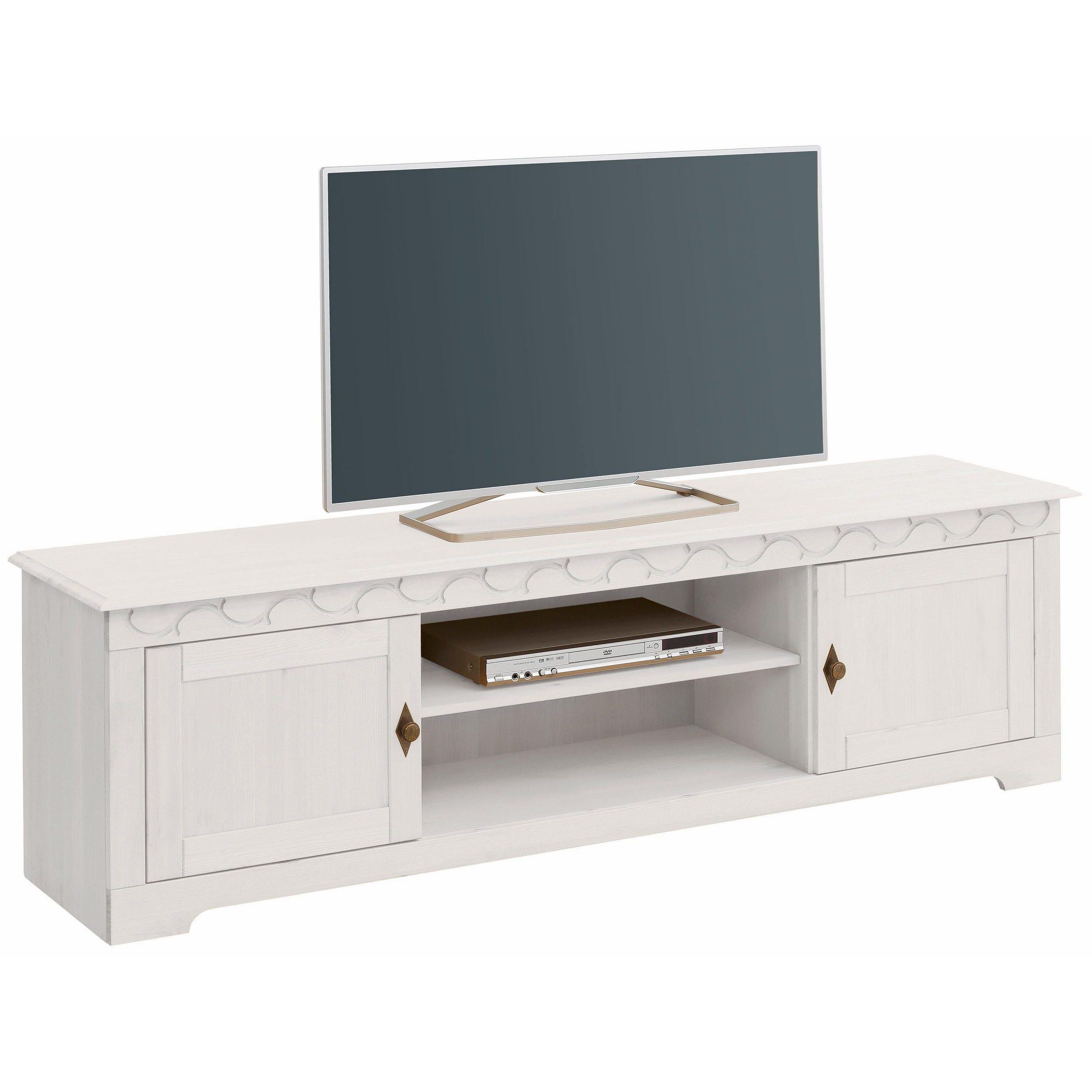 Verschiedene Lowboard Fernseher Beste Wahl Shop Lando 69-inch Tv-lowboard, Solid Pine -