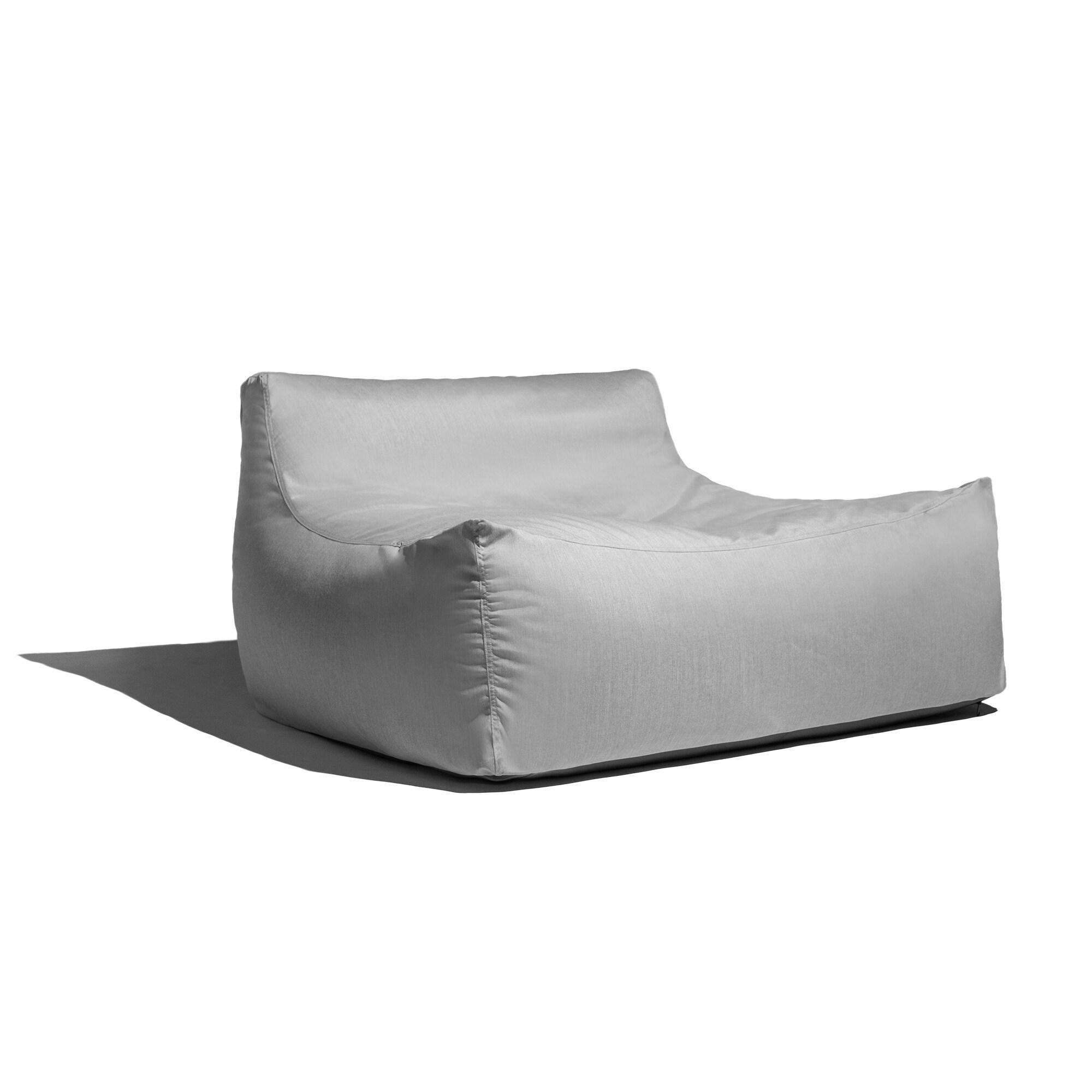 Ja Lavista Outdoor Bean Bag Loveseat Modern Patio Sofa Free Shipping Today 21425722