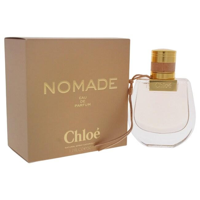 Shop Chloe Nomade Womens 17 Ounce Eau De Parfum Spray Free