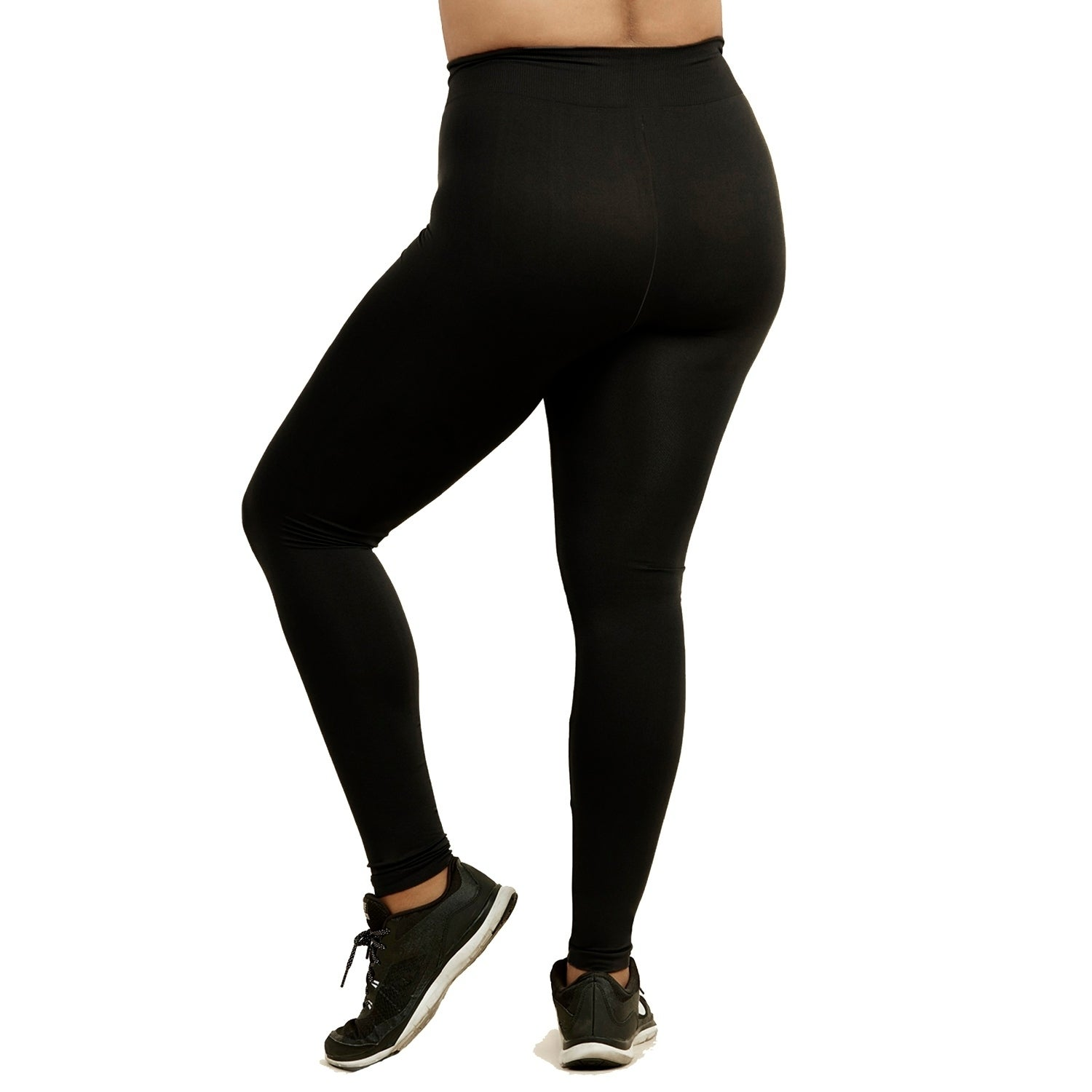 e33130f98c0 Shop Mopas Ladies Nylon Leggings Plus Size - Free Shipping On Orders Over   45 - Overstock - 21479596