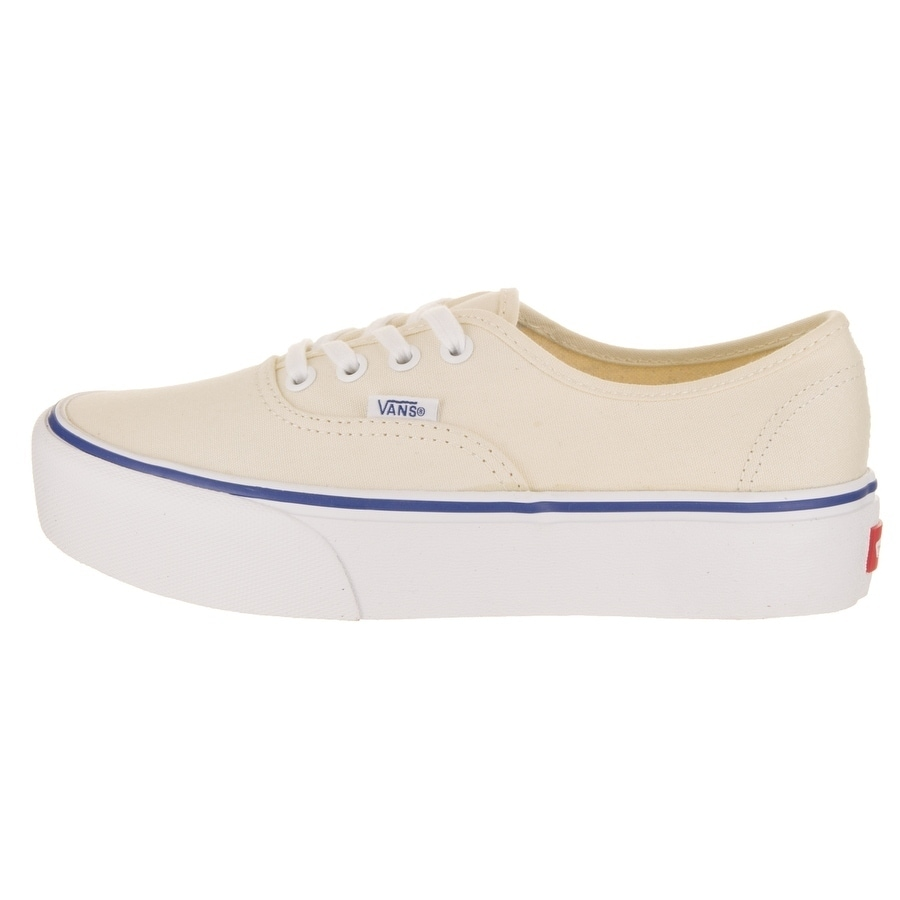 90e633b4790876 Shop Vans Unisex Authentic Platform (Canvas) Casual Shoe - Free ...