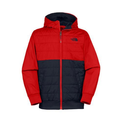 576f66467 Shop Boys  The North Face Reversible Quilted Surgent Hoodie 2015 ...