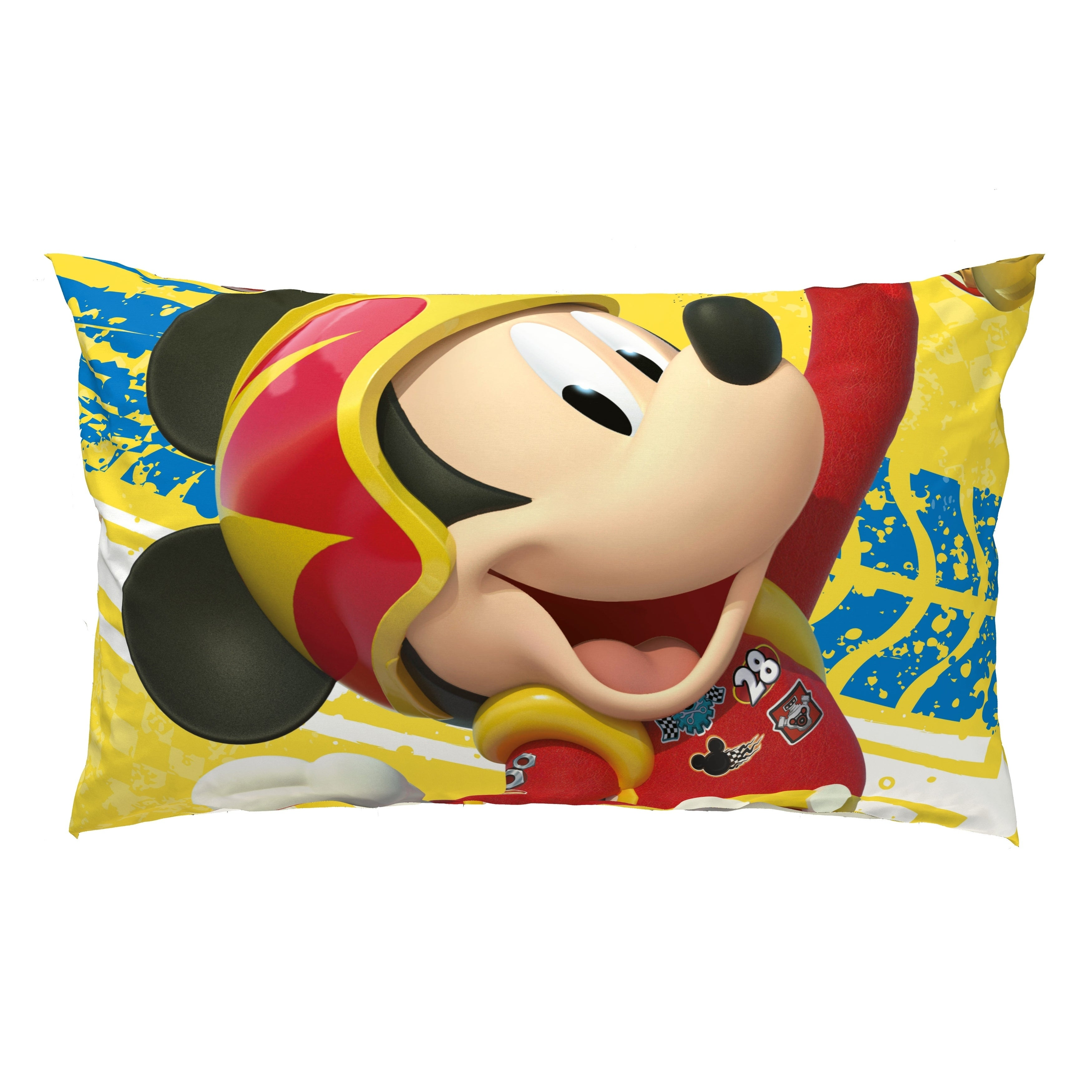 Shop Disney Mickey Mouse Clubhouse Roadster Racer 3 Piece Twin Sheet ...