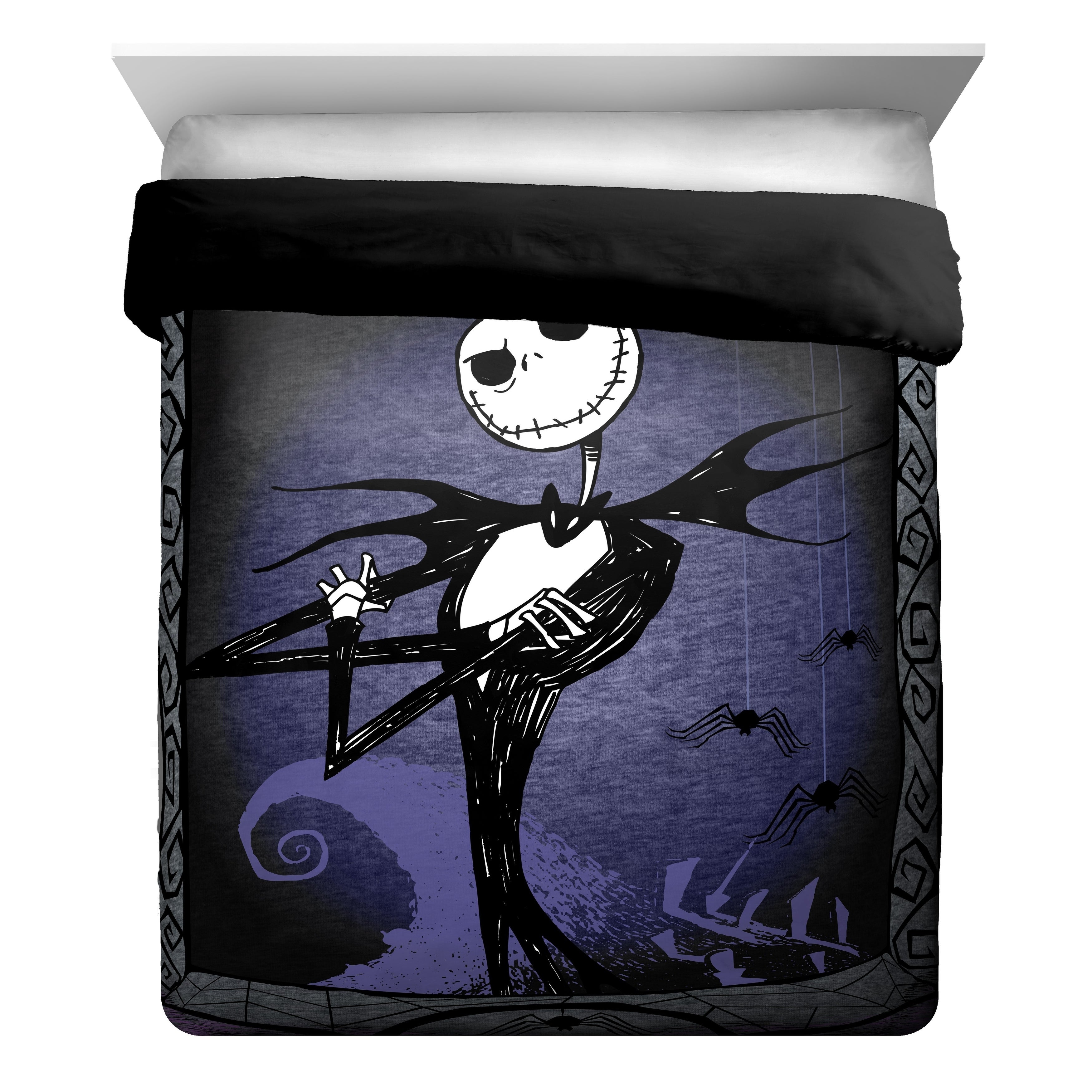 Shop Disney Nightmare Before Christmas Meant To Be Reversible ...