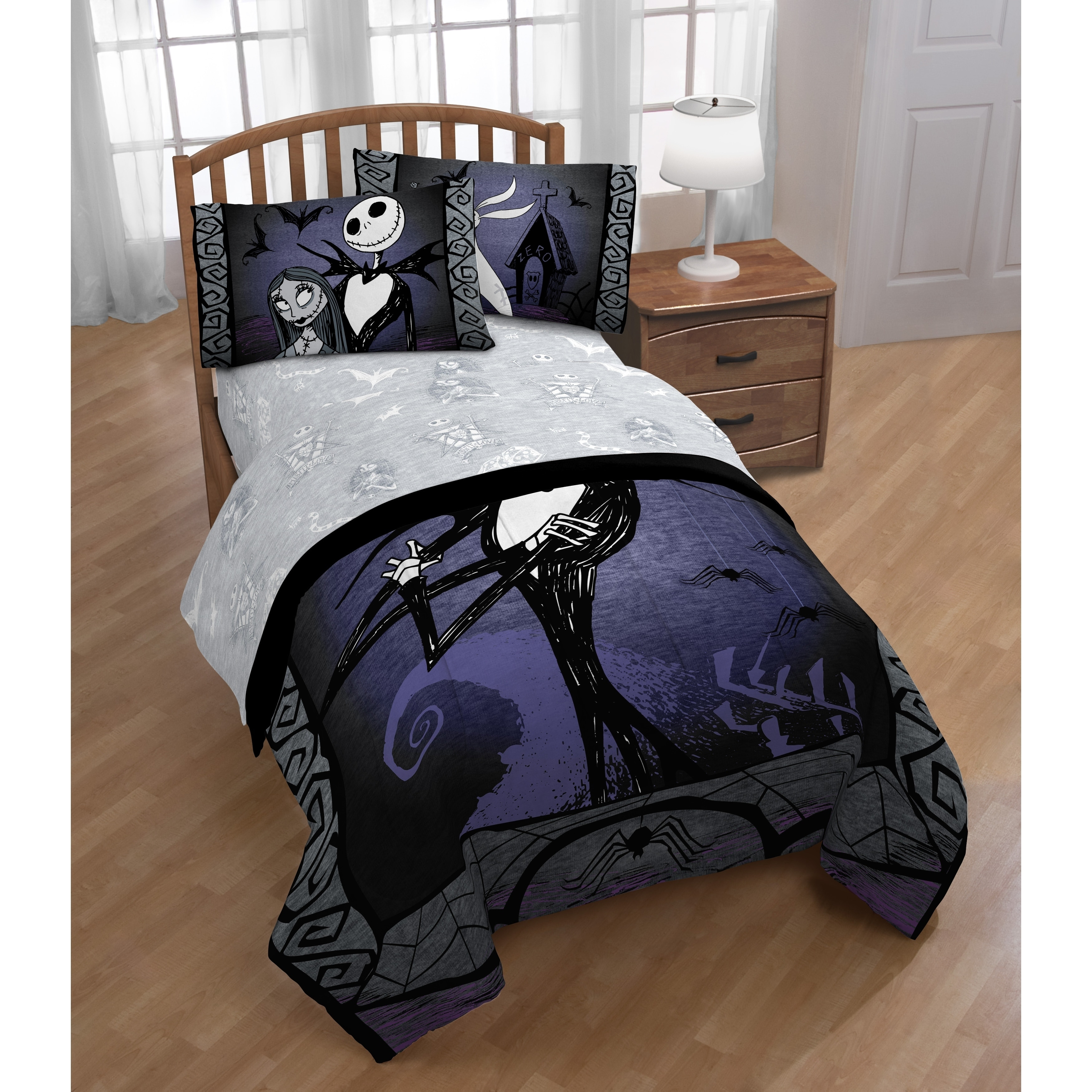 Shop Disney Nightmare Before Christmas Meant To Be 4 Piece Full ...