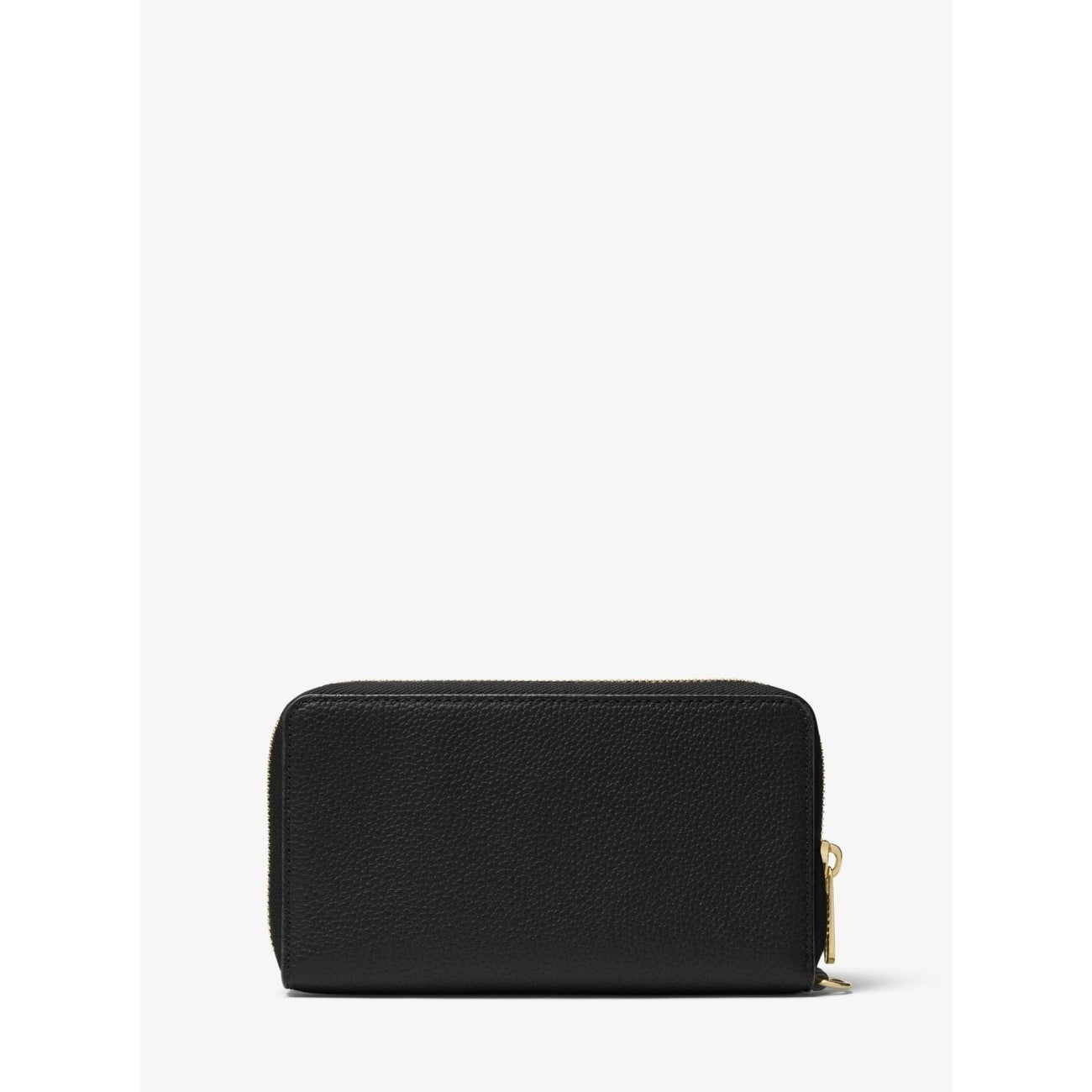 985b56f5c833 Shop MICHAEL Michael Kors Mercer Large Flat Multi Function Phone Case Black  - On Sale - Free Shipping Today - Overstock - 21533094